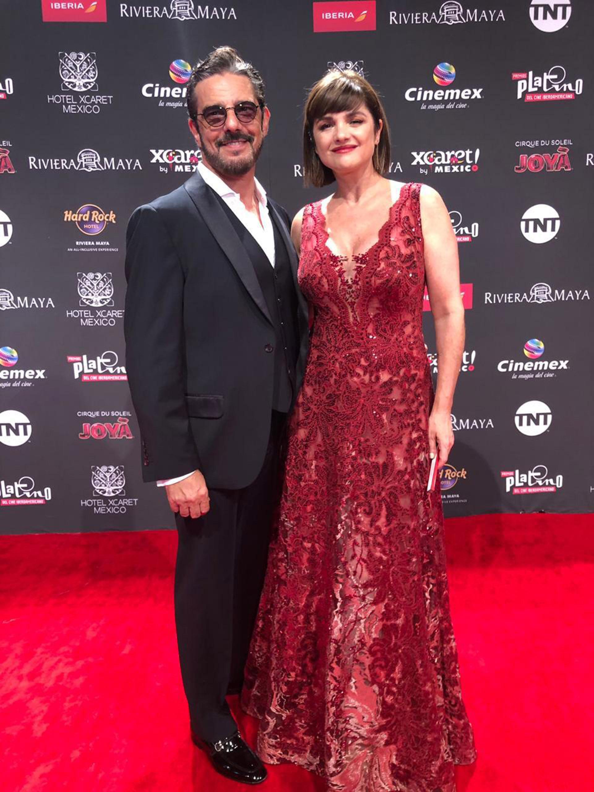 Fabián Mazzei y Araceli González (Foto: Teleshow)