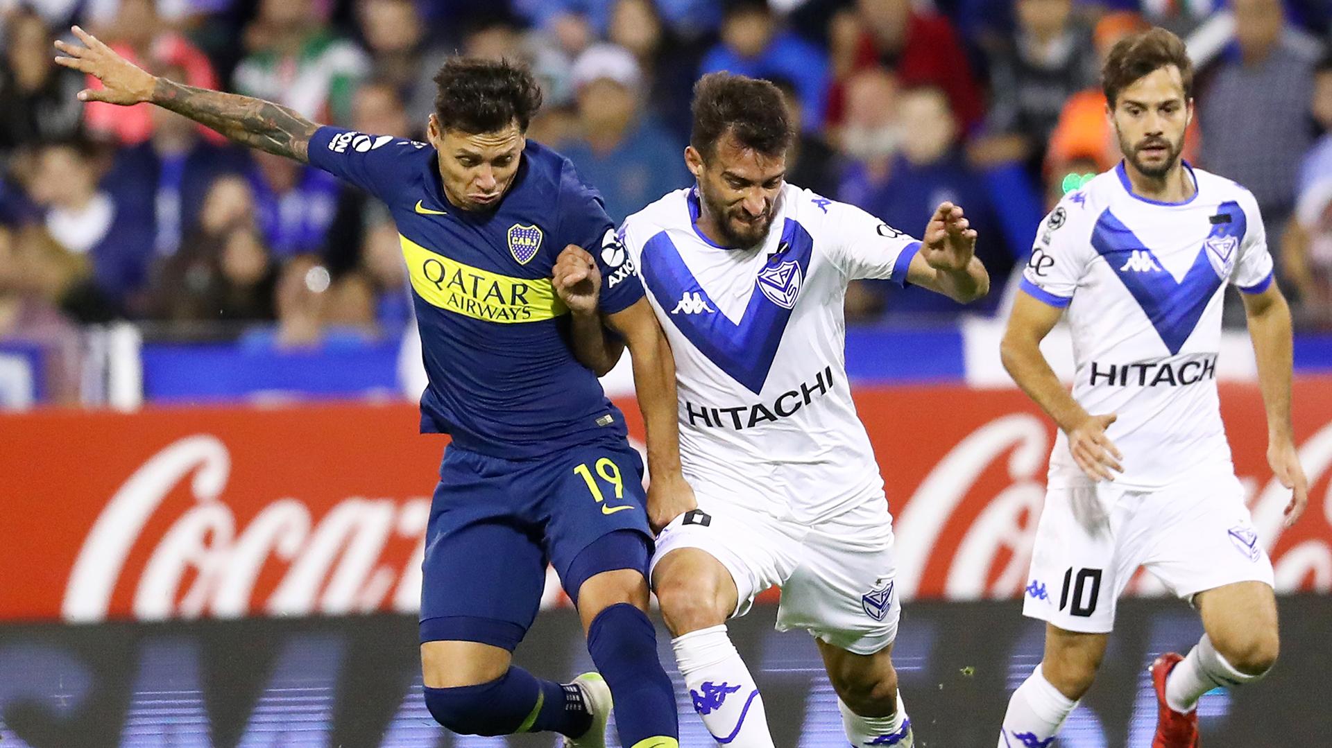 Boca recibe a Vélez para definir el equipo que pasará a las semifinales de la Copa de la Superliga (Fotobaires)