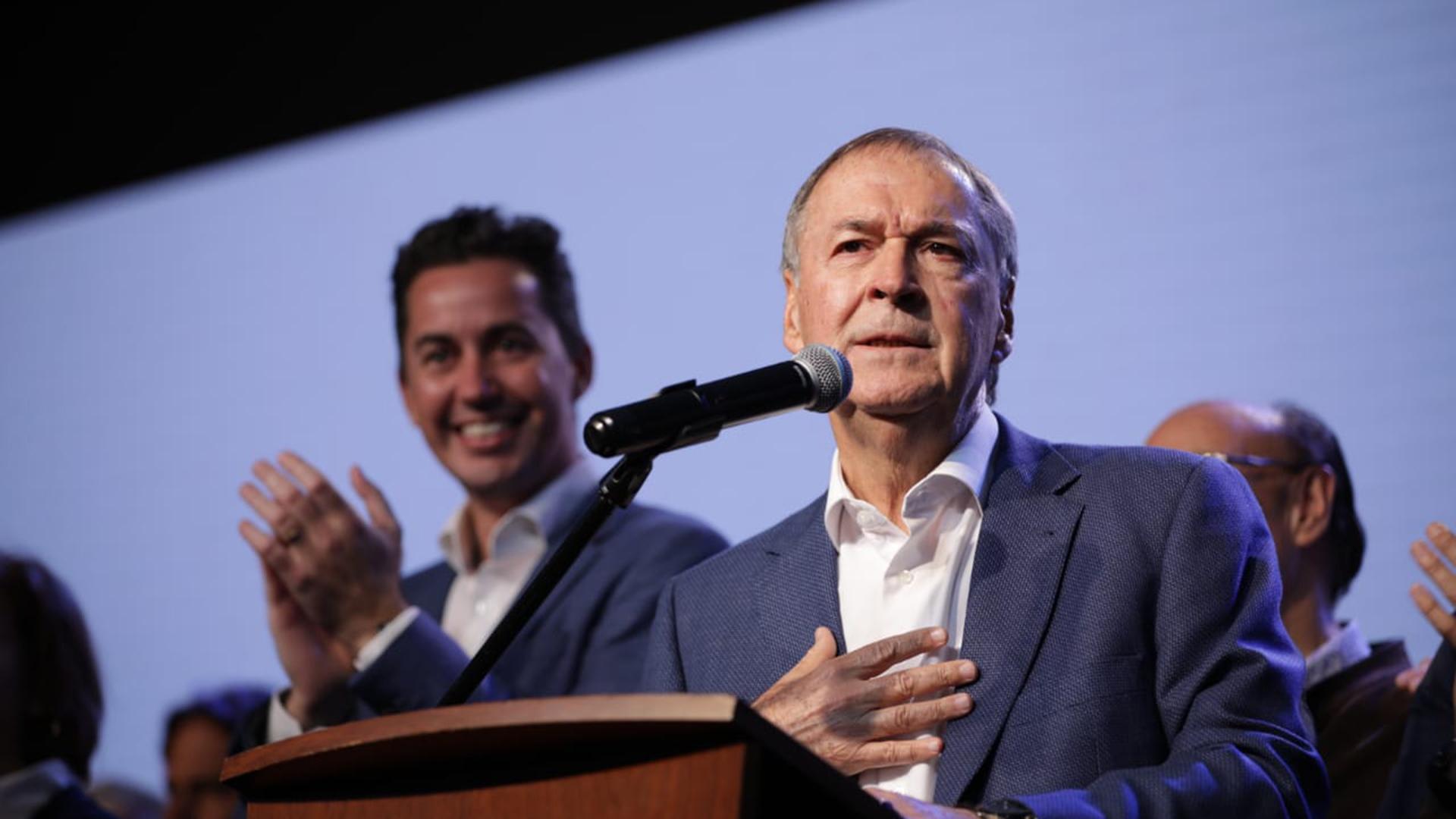 Juan Schiaretti ratificó que Alternativa Federal tendrá su propio candidato