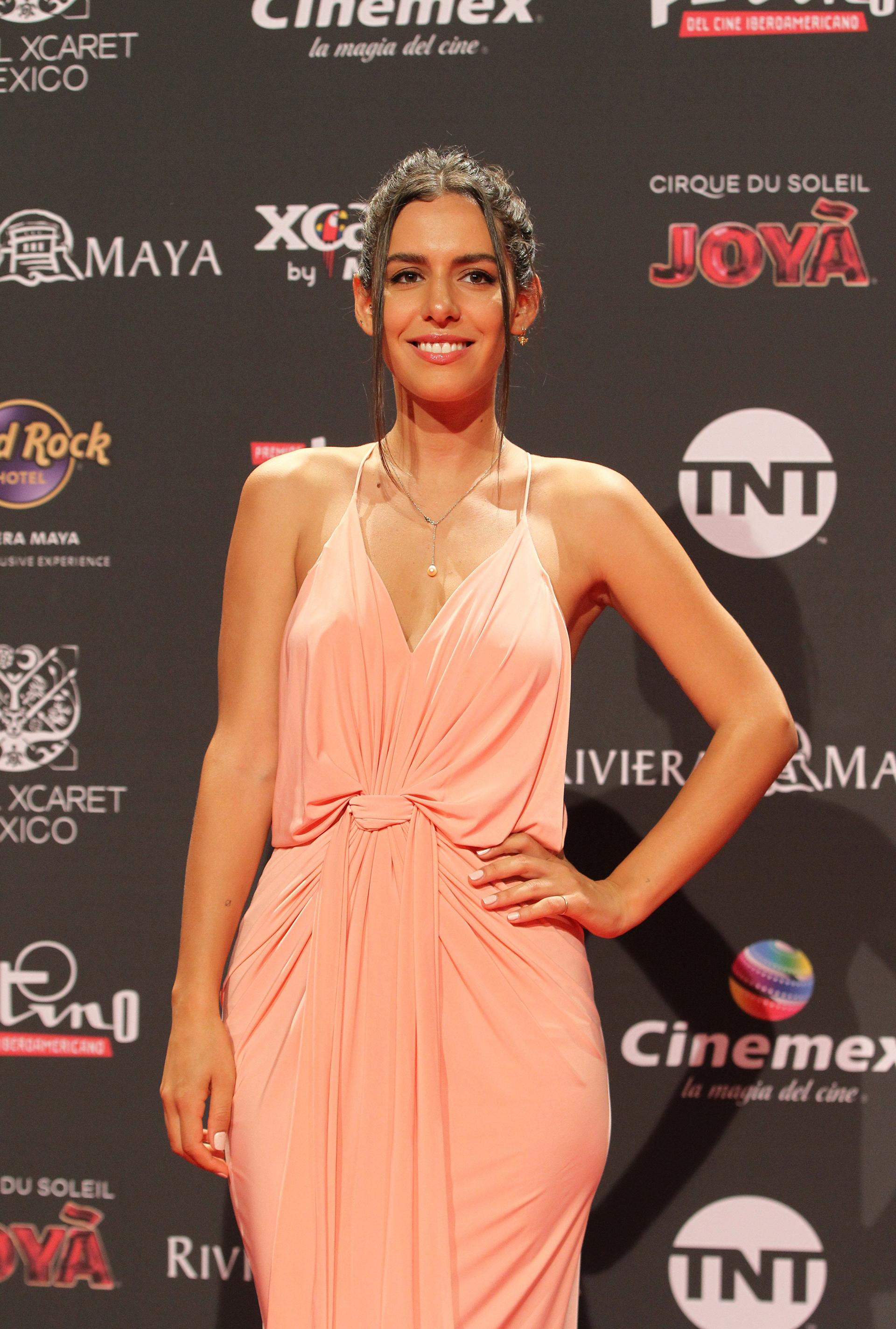Camila Valero (Foto: EFE/Mario Guzmán)