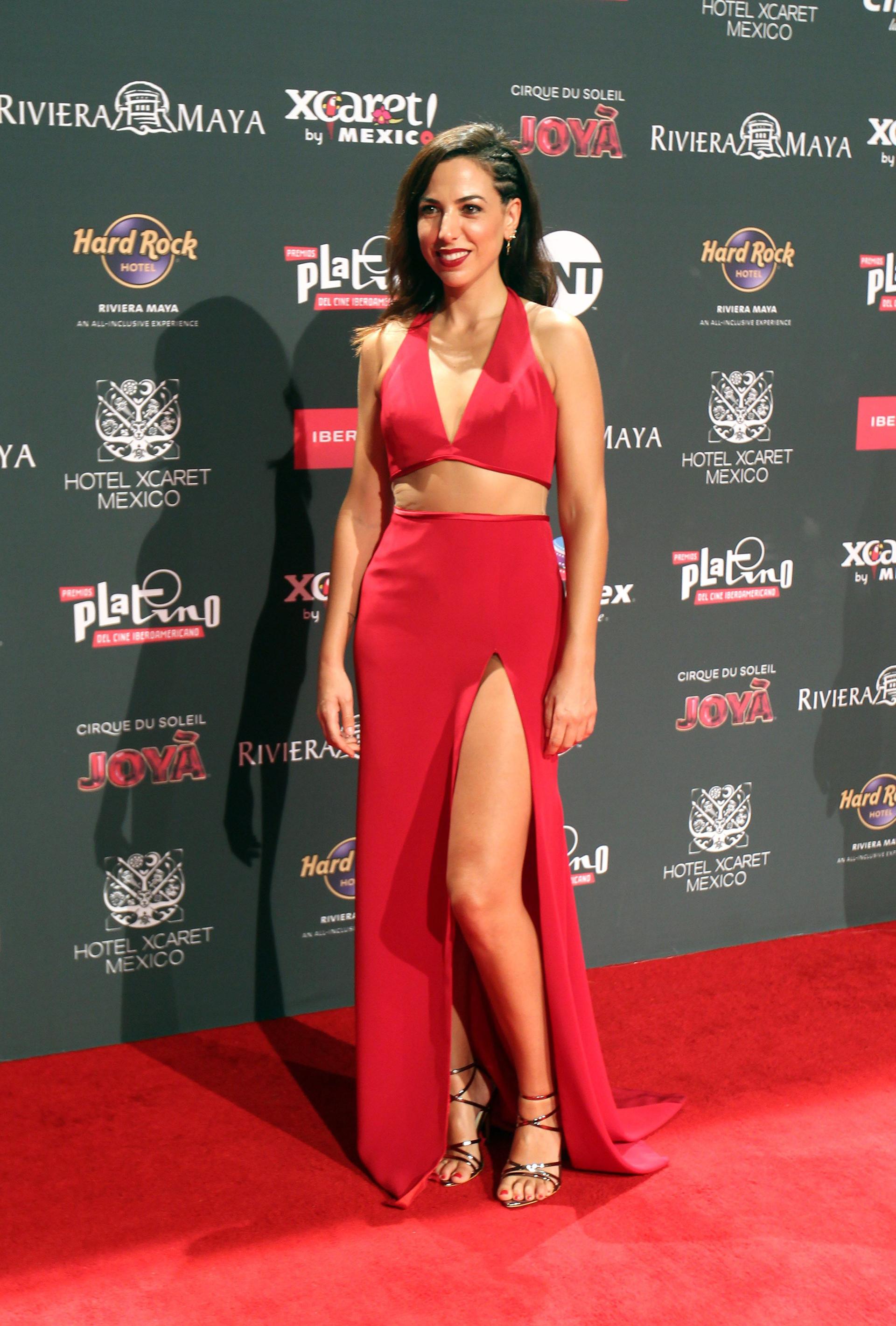 Alicia Rubio(Foto: EFE/Alonso Cupul)