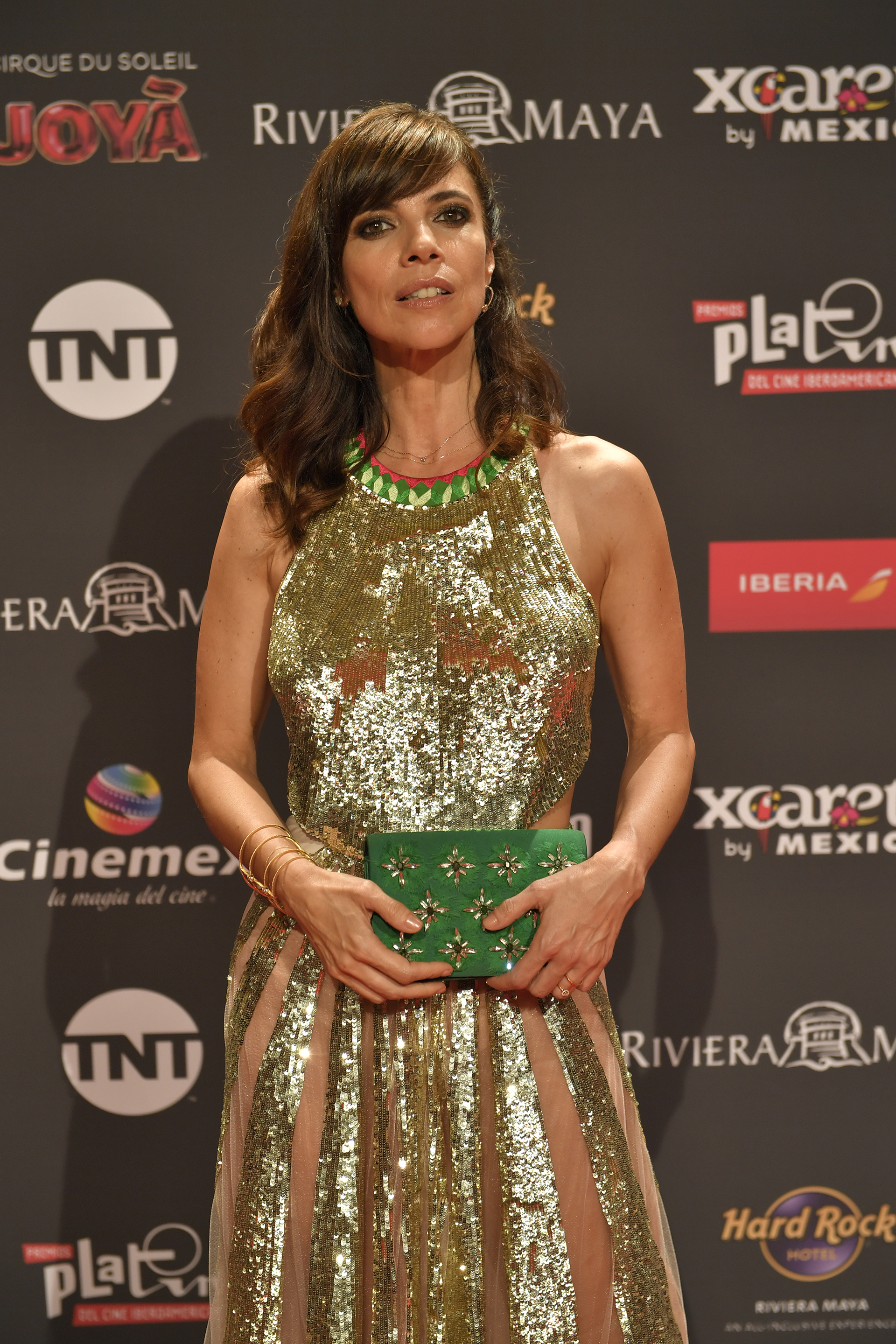 Maribel Verdú.