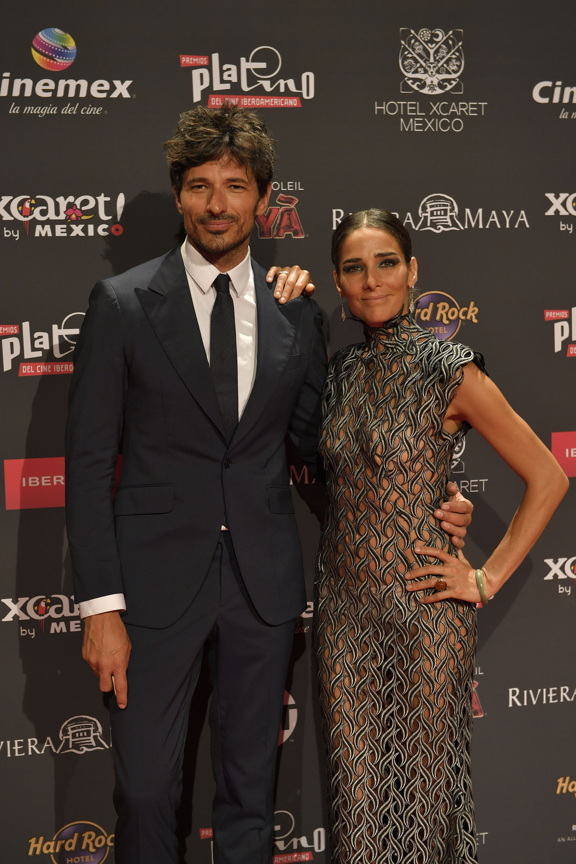 Andrés Velencoso y Juana Viale