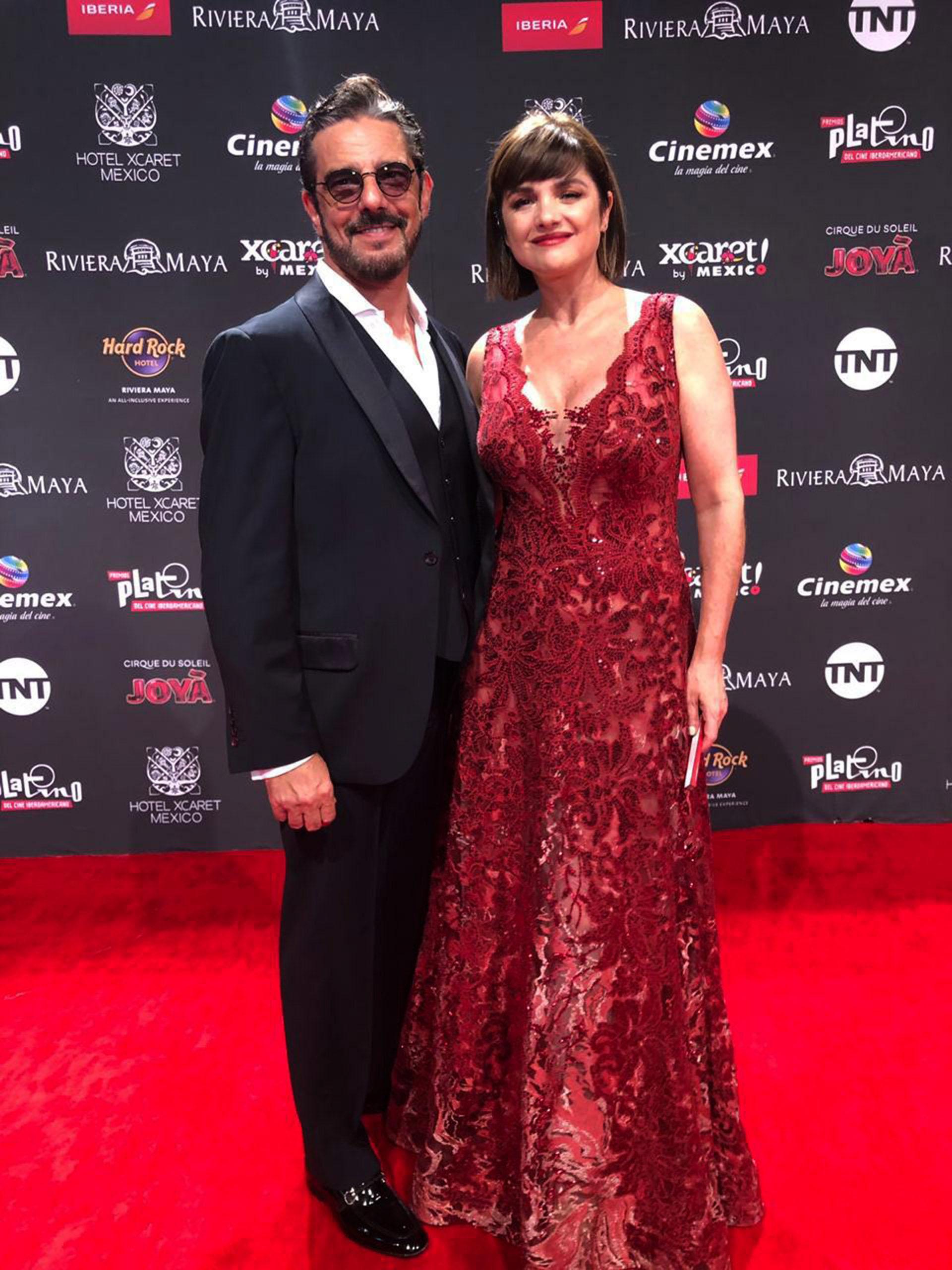 Fabián Mazzei y Araceli González (Teleshow)