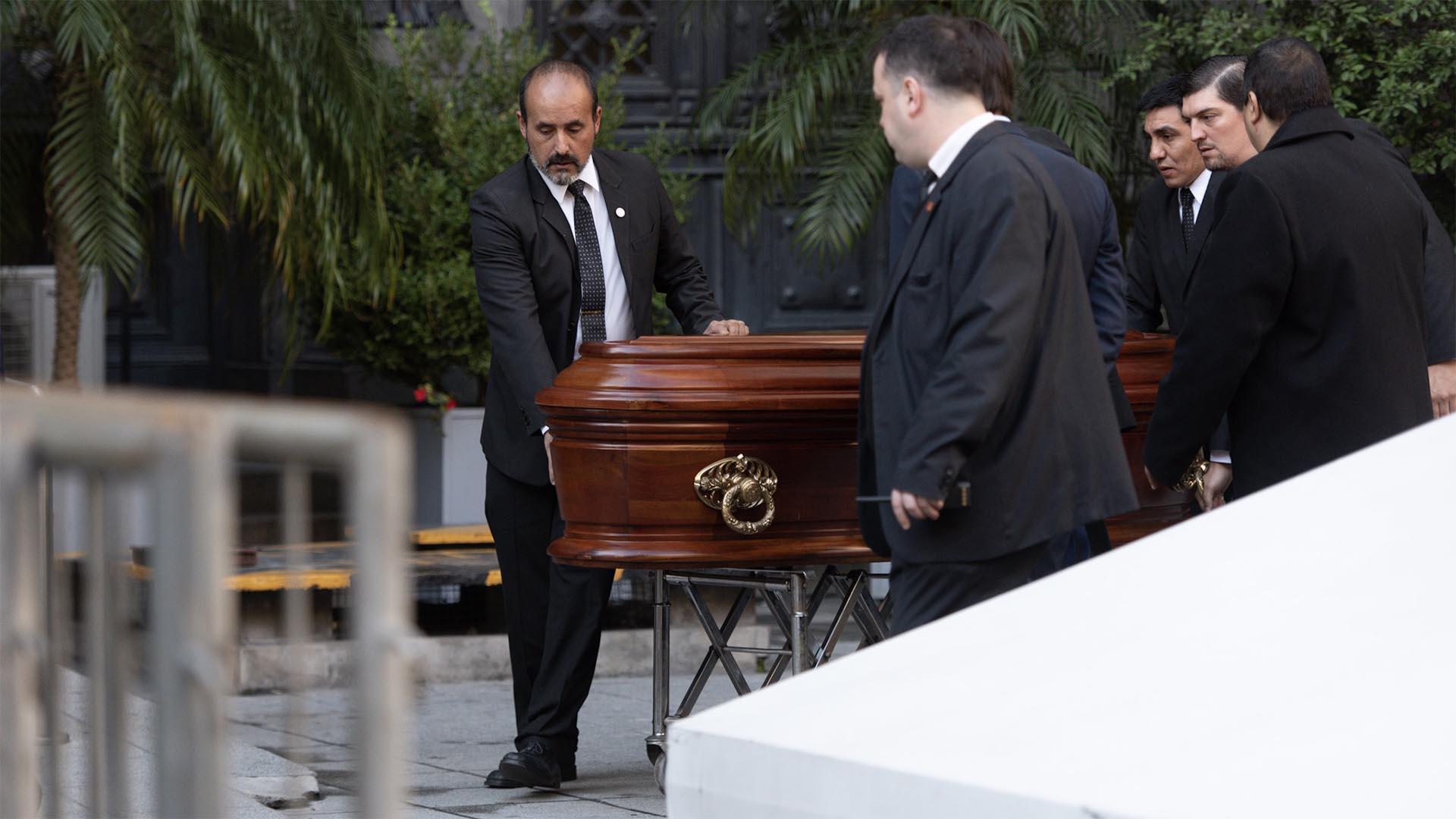 Olivares murió el domingo a la noche tras permanecer varios días en grave estado