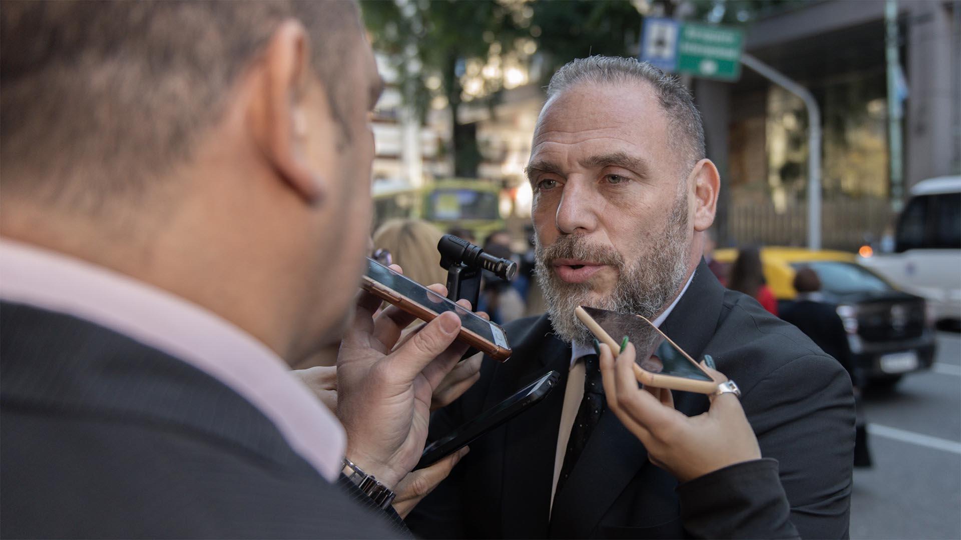 El diputado nacional Marcelo Germán Wechsler