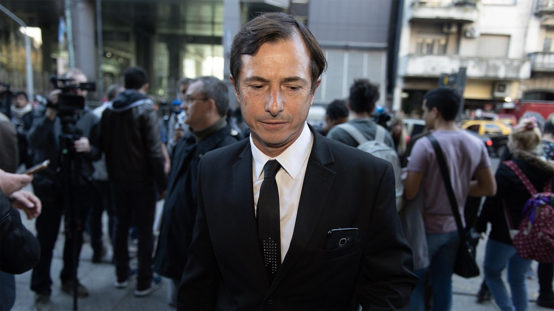 El diputado nacional Daniel Lipovetzky