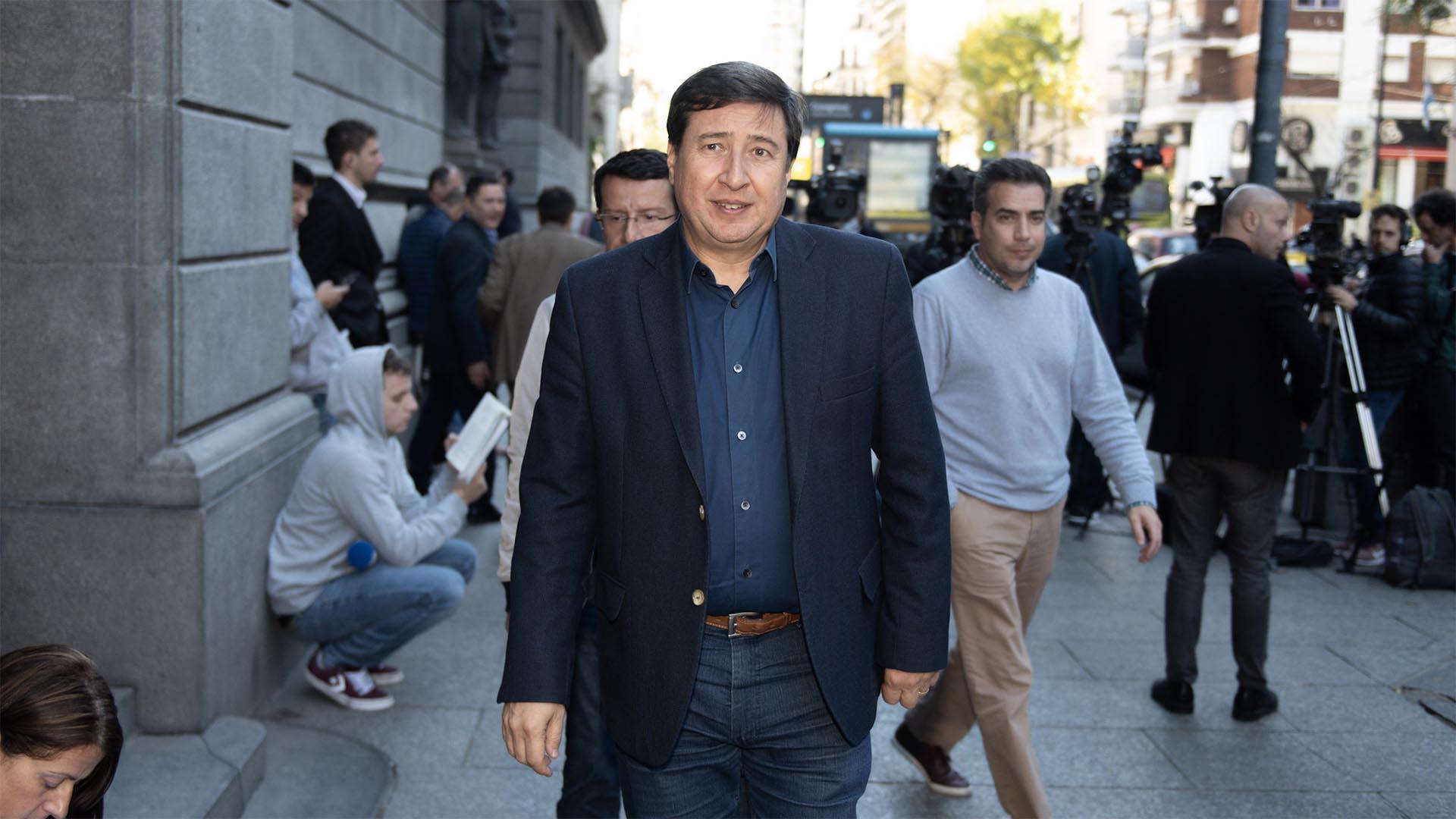 El diputado nacional Daniel Arroyo