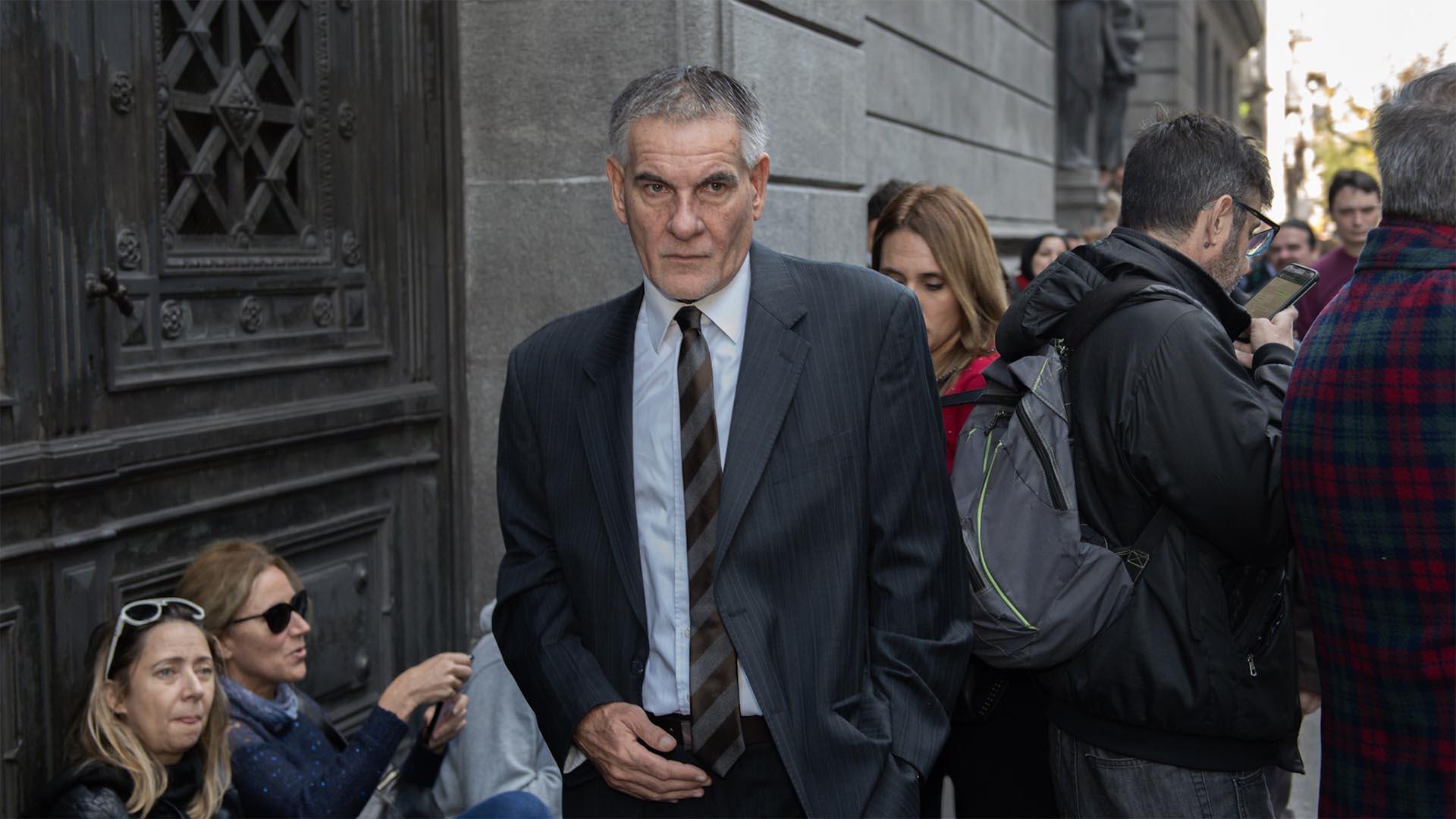 El diputado nacional Carlos Castagneto