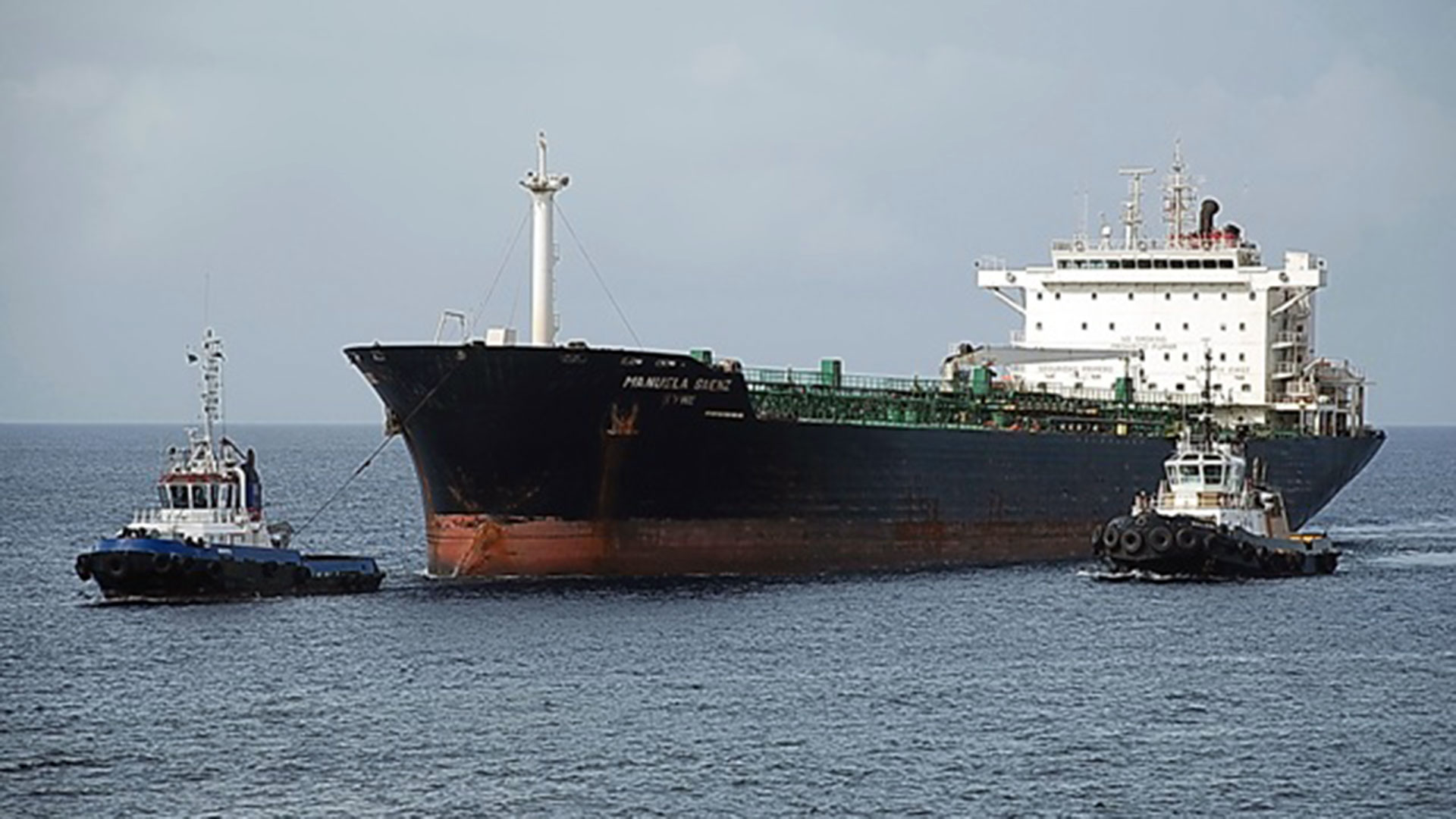 """El buque """"Manuela Sáenz"""""""