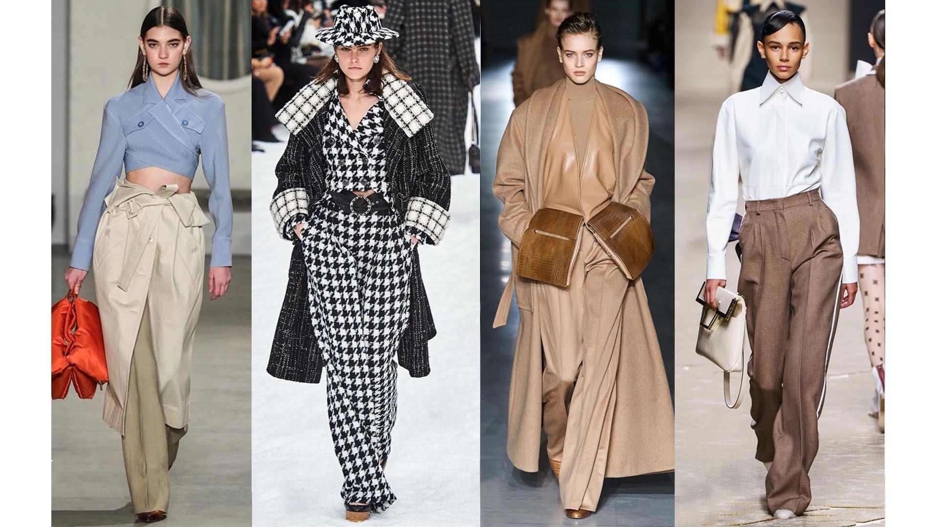 El poder femenino se refleja en las tendencias de la moda.