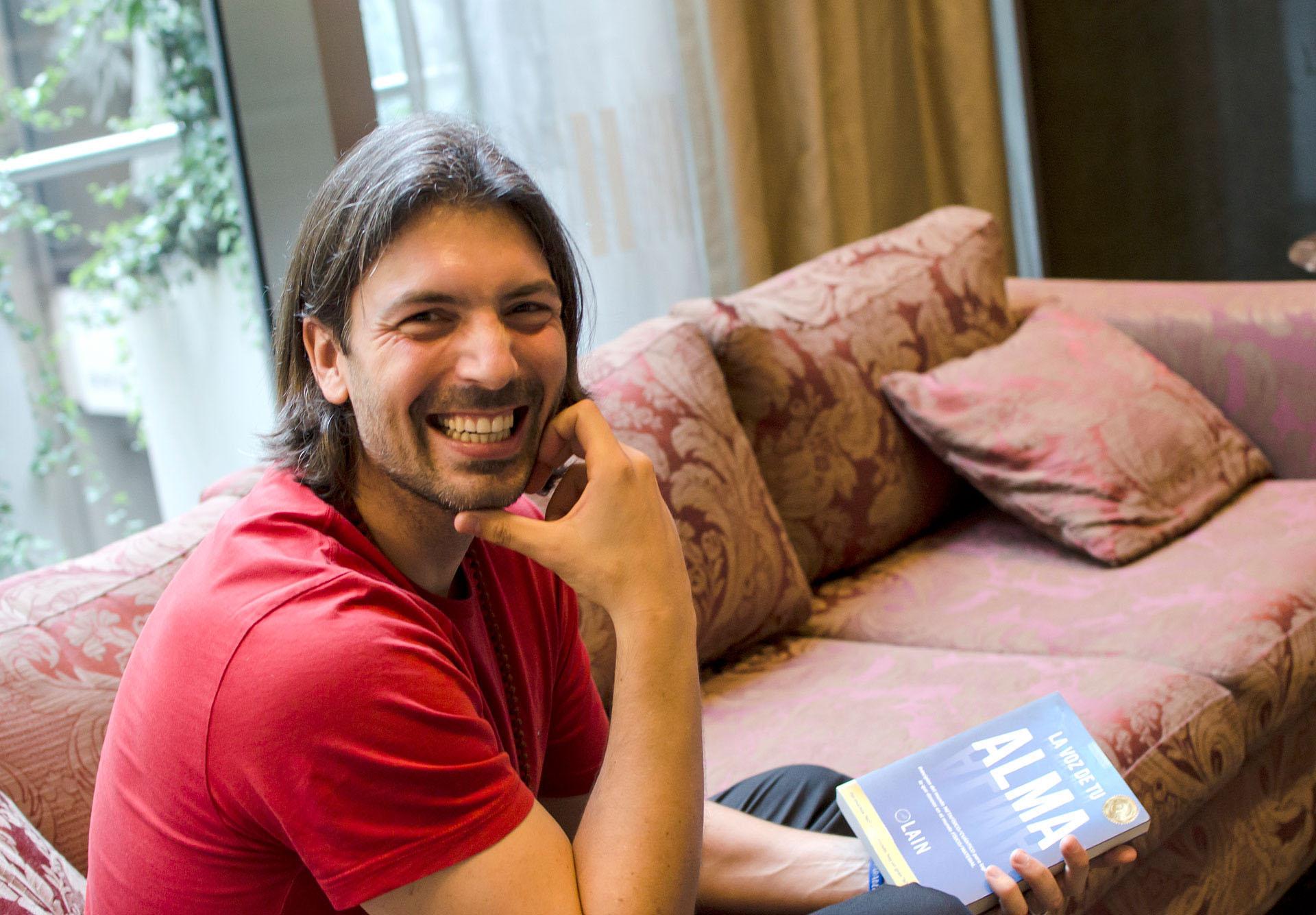 """Lain García Calvo cambió su vida para siempre, comparte las claves para lograr tu """"mejor versión"""""""