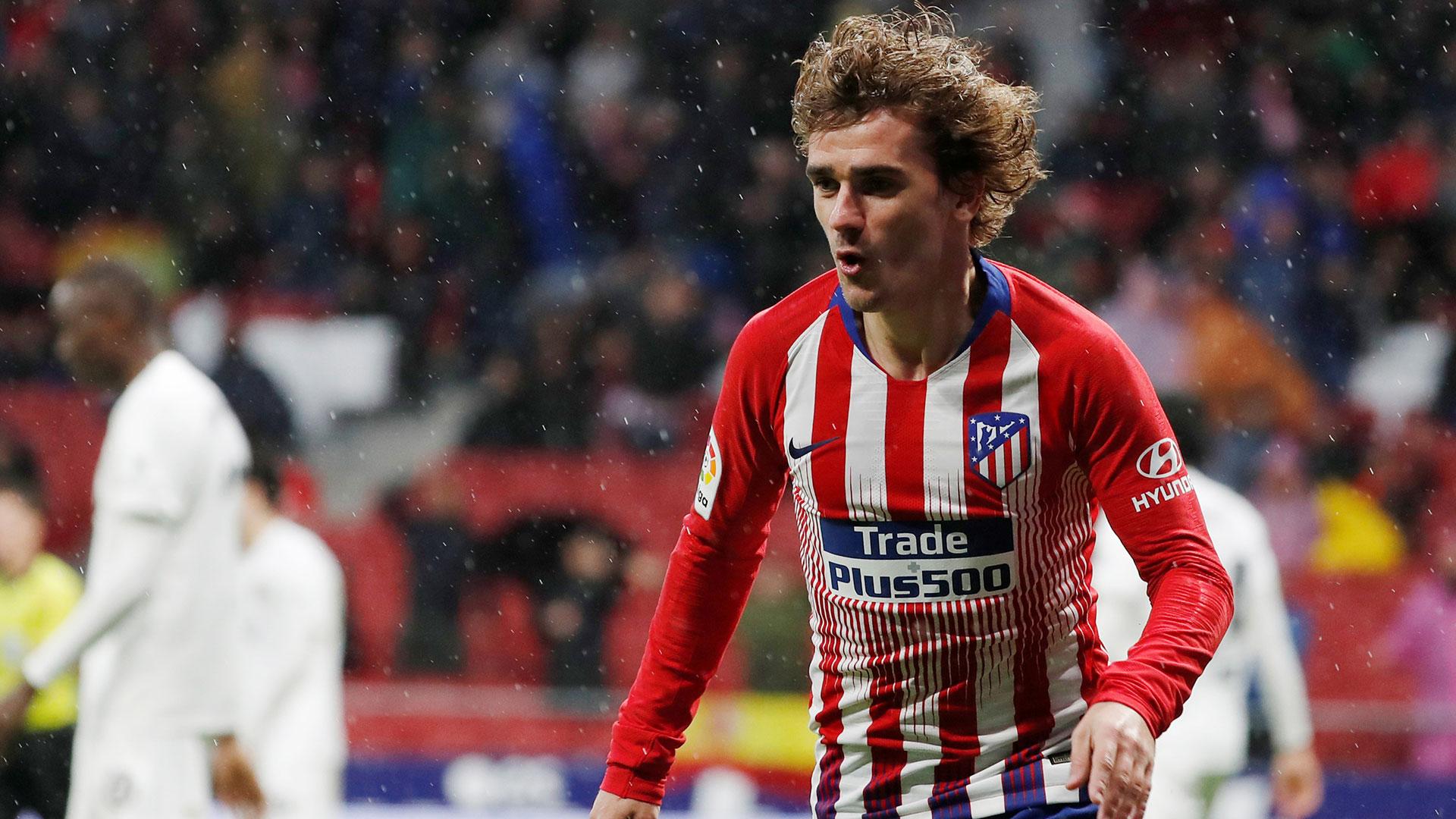 Griezmann anunció su salida del Atlético de Madrid (Reuters)