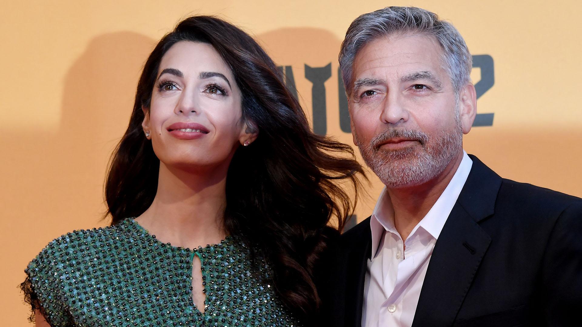 A los 58 años, George Clooney es un de los intérpretes mejores pagos de Hollywood y el favorito de la platea femenina
