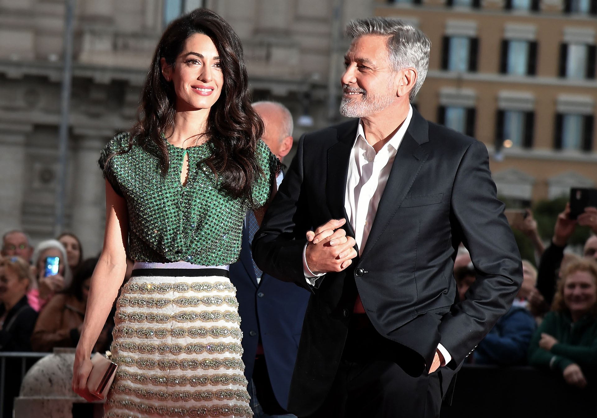En 2014, la pareja se casó en una fabulosa boda organizada en Venecia