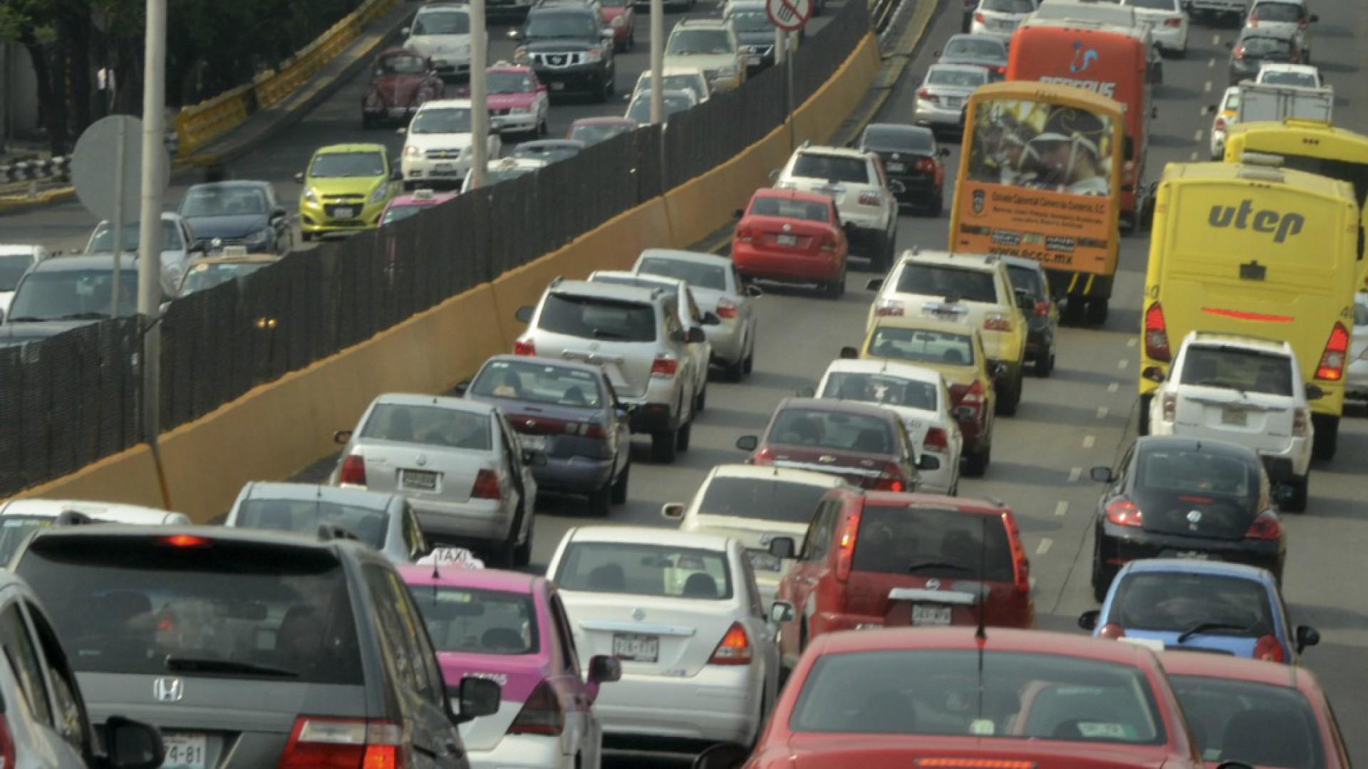 El Hoy No Circula es una de las medidas que se aplica para reducir los niveles de contaminación (Foto: Cuartoscuro)