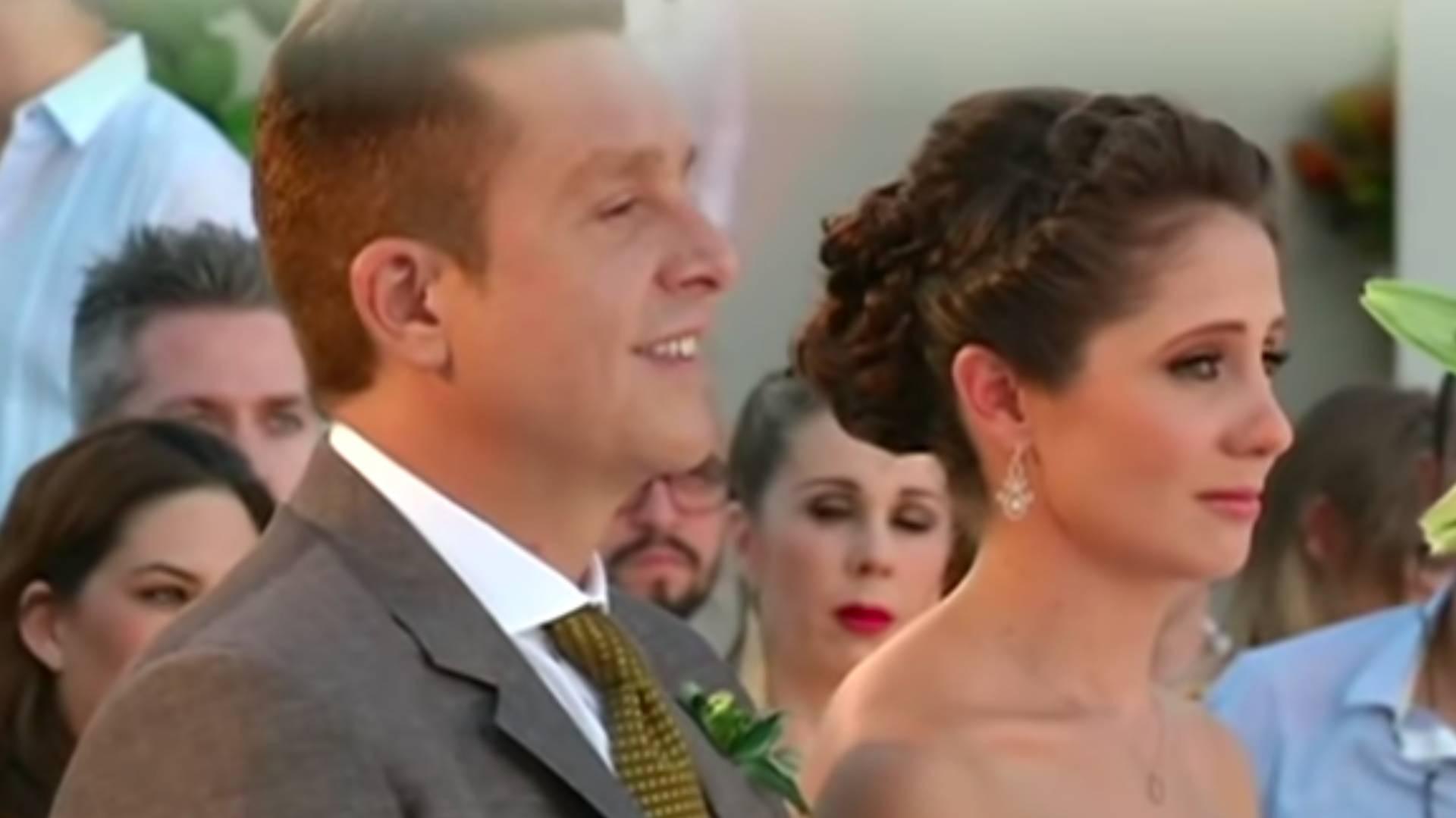 La boda de Daniel Bisogno en Acapulco reunió a varias celebridades (Foto:Ventaneando)
