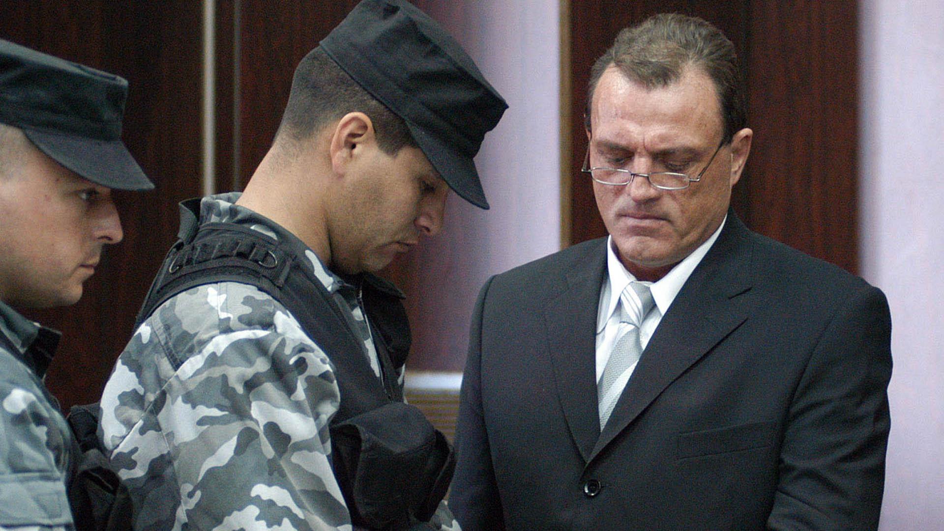 Horacio Conzi, condenado por el crimen del joven Marcos Schenone (NA)