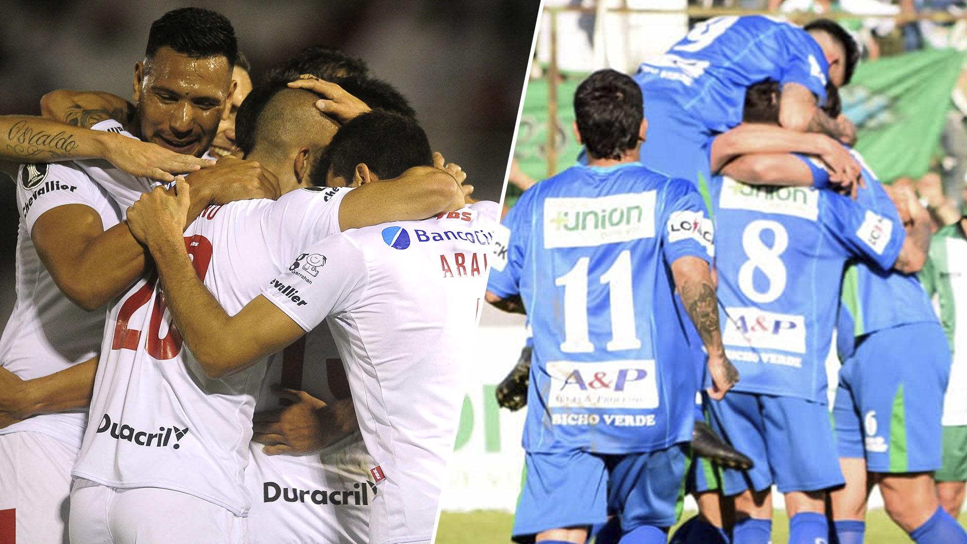 En Santa Fe, Huracán y Unión de Sunchales se enfrentarán por los 32avos. de final de la Copa Argentina