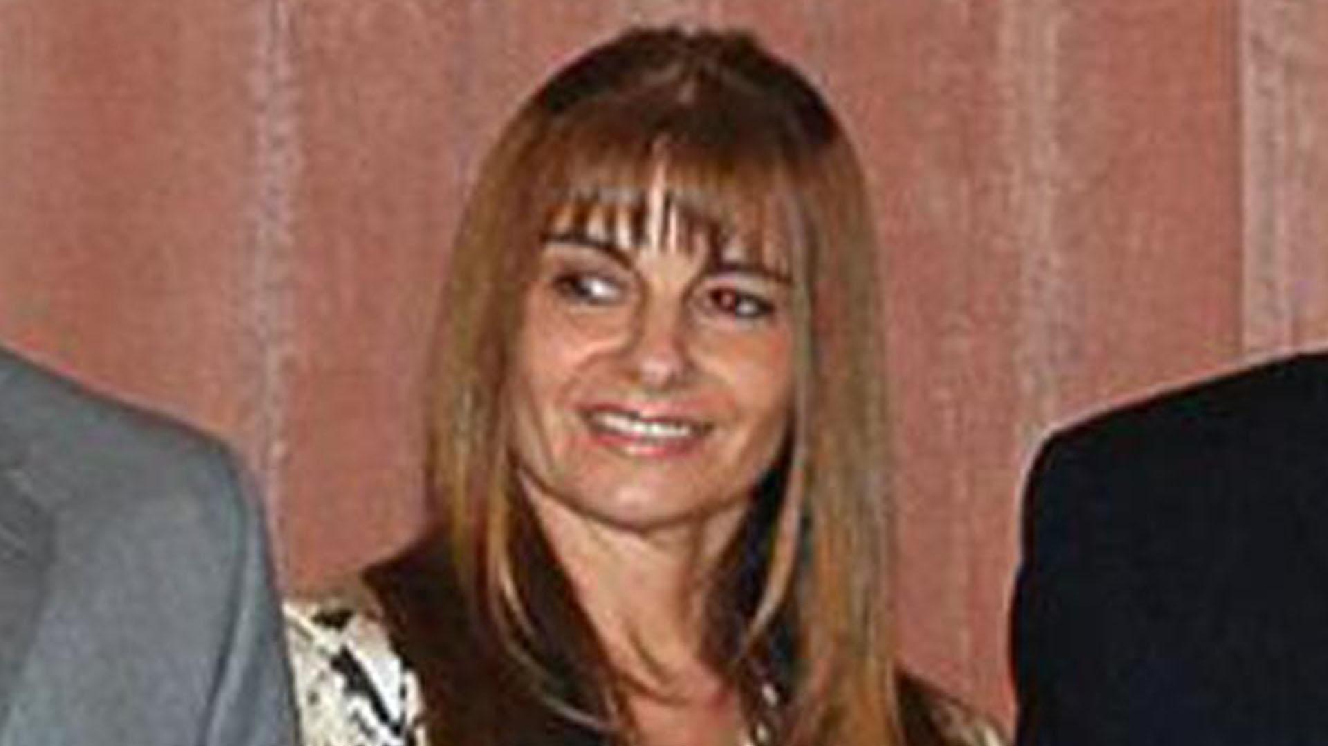 La juezaAdriana Pallioti