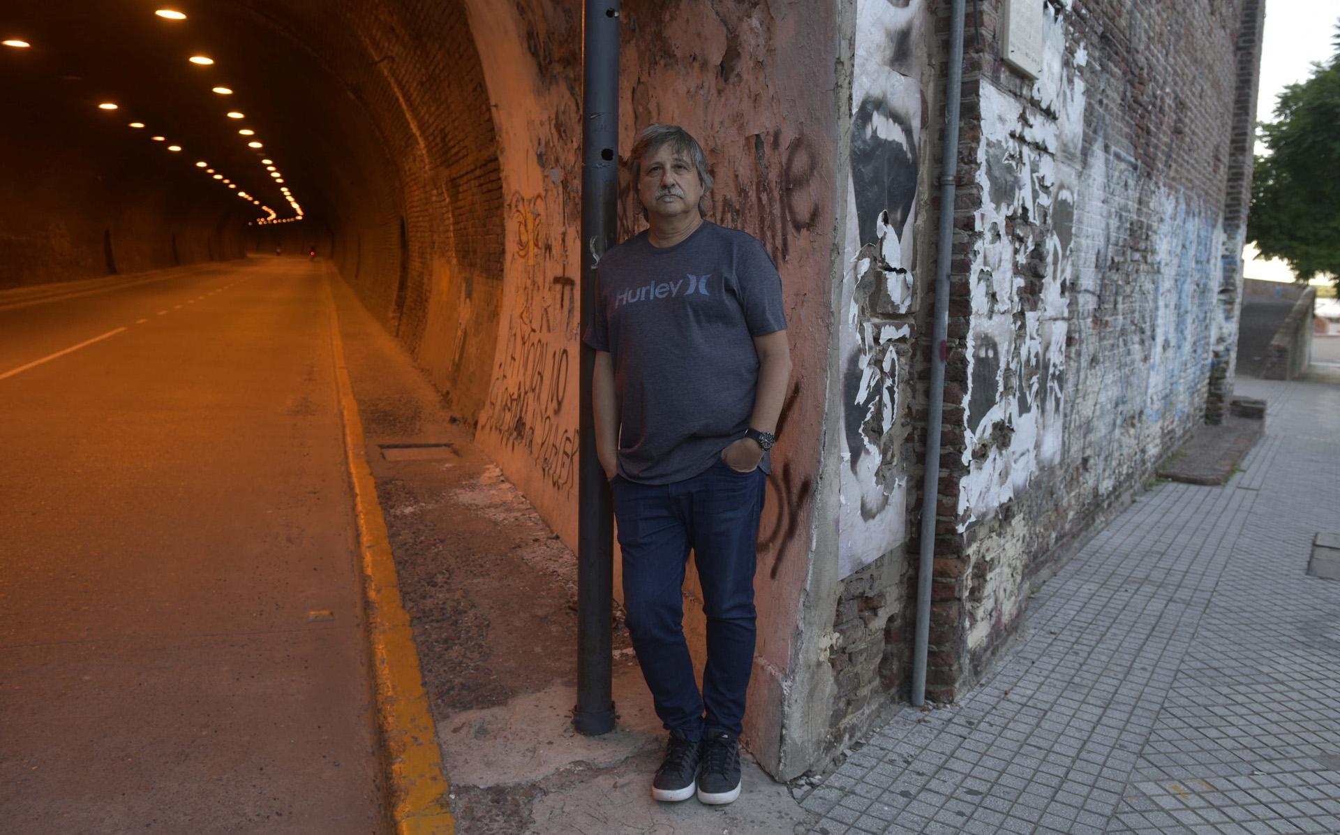 Pedro Squillaci (Foto: Leonardo Vincenti / LA CAPITAL)