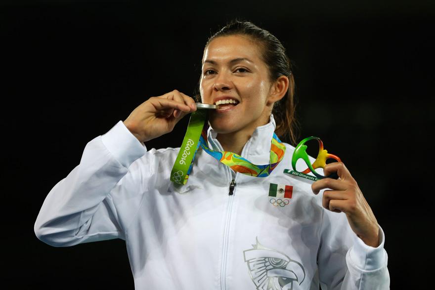 La mexicana fue medallista en los Juegos Olímpicos de Río de Janeiro 2019 (Foto: Archivo)