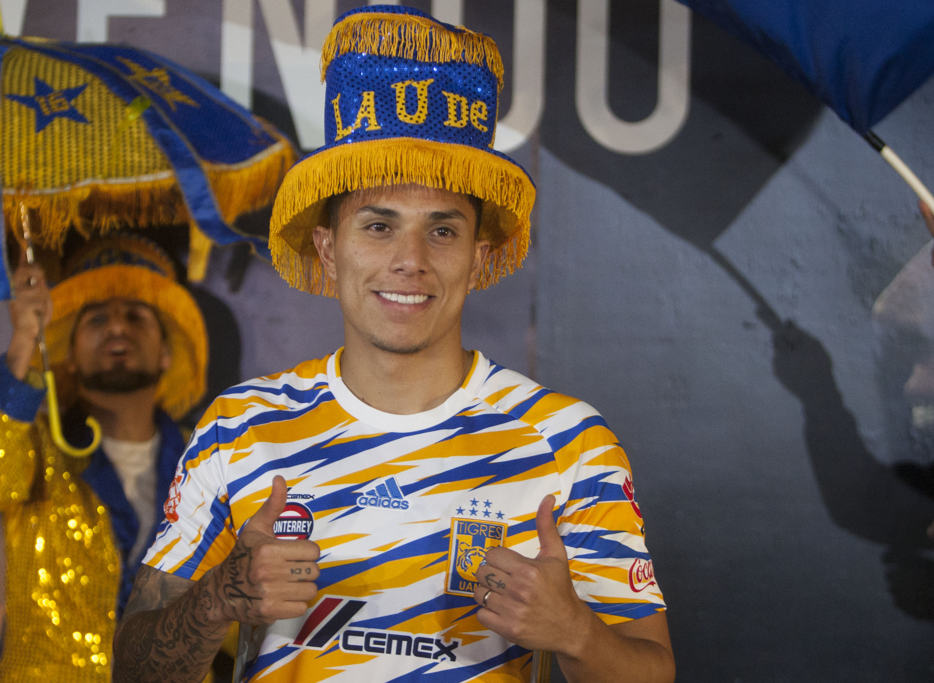 Salcedo llegó como refuerzo a Tigres para el primer semestre de 2019 (Foto: Cuartoscuro)