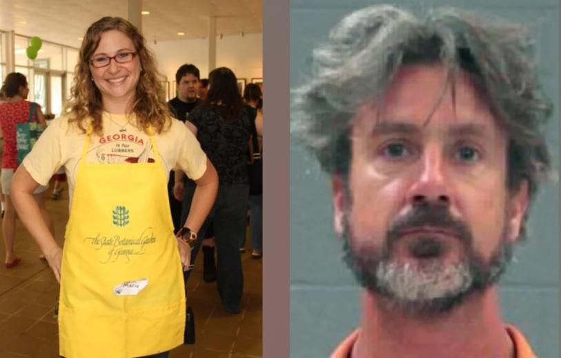 Macus Lillard (derecha) fue acusado de asesinar a Marianne Shockley (izquierda) (Foto: Washington Post)