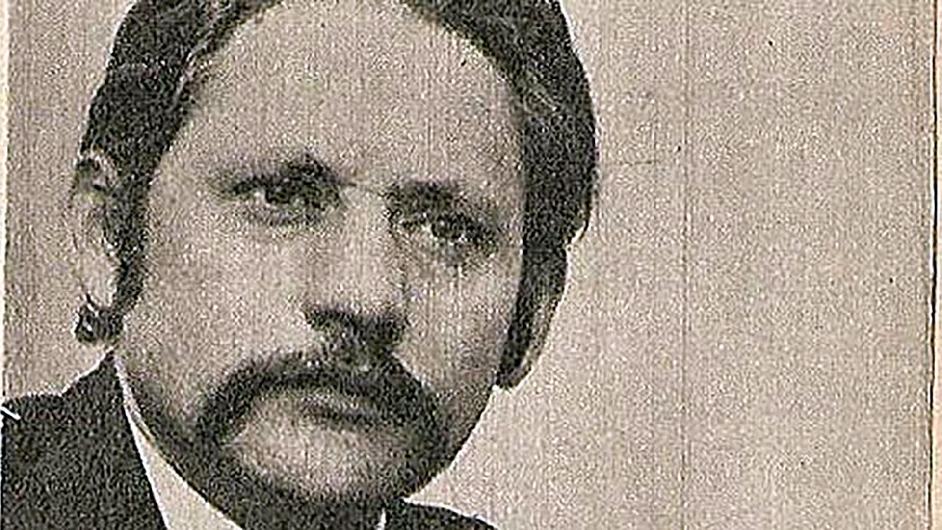 """Elpidio Torres, también conocido como """"Lobito"""" o """"el Vandor cordobés"""", estaba al frente de la CGT ortodoxa local"""