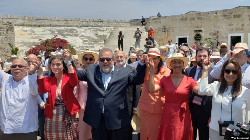 Una delegación del Instituto Nicaragüense de Turismo participó en la recién finalizada Feria Internacional de Turismo de Cuba, FITCuba 2019.