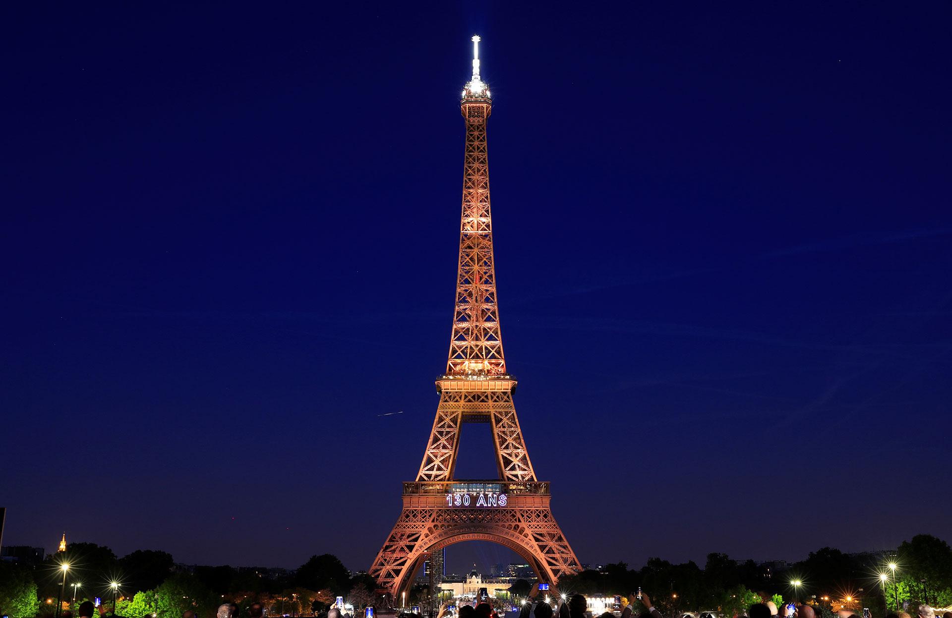 La construcción de la Torre Eiffel estalló una enorme polémica en su época