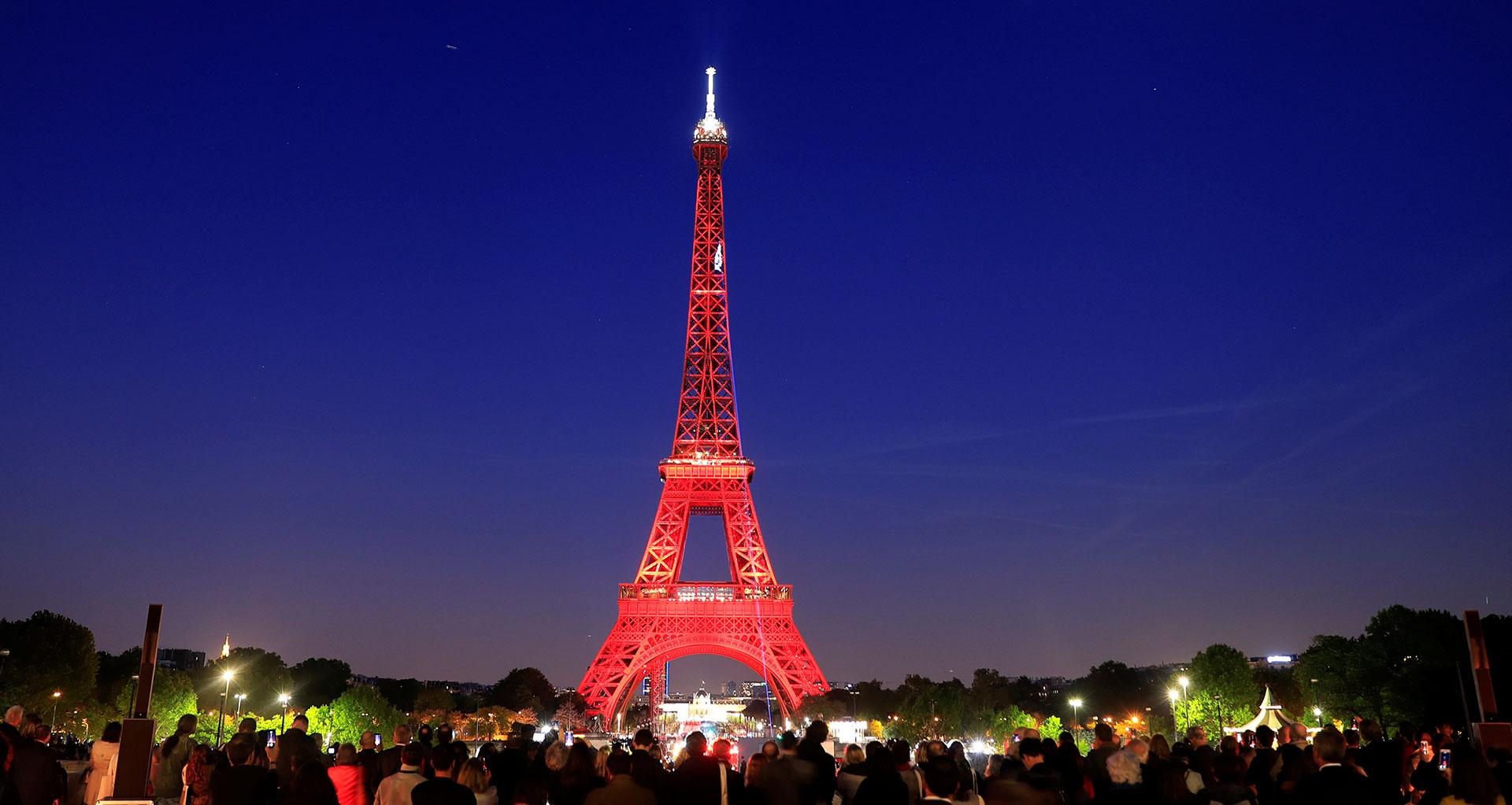 La Torre Eiffel es una visita obligatoria cuando se pasa por la capital francesa