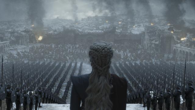 Perdió a su mejor amiga, a Ser Jorah Mormont, a su amor, su derecho legítimo al trono, y ahora también, sus cabales (Foto: Twitter @GameofThrones)