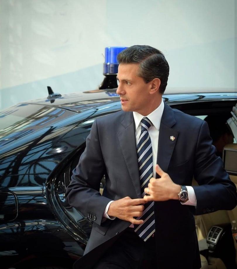 """Enlo """"oscurito"""", el expresidente, Enrique Peña Nieto gastódos billones338 mil millones de pesosdel 2013 a 2018 (Foto: Instagram Enrique Peña Nieto)"""