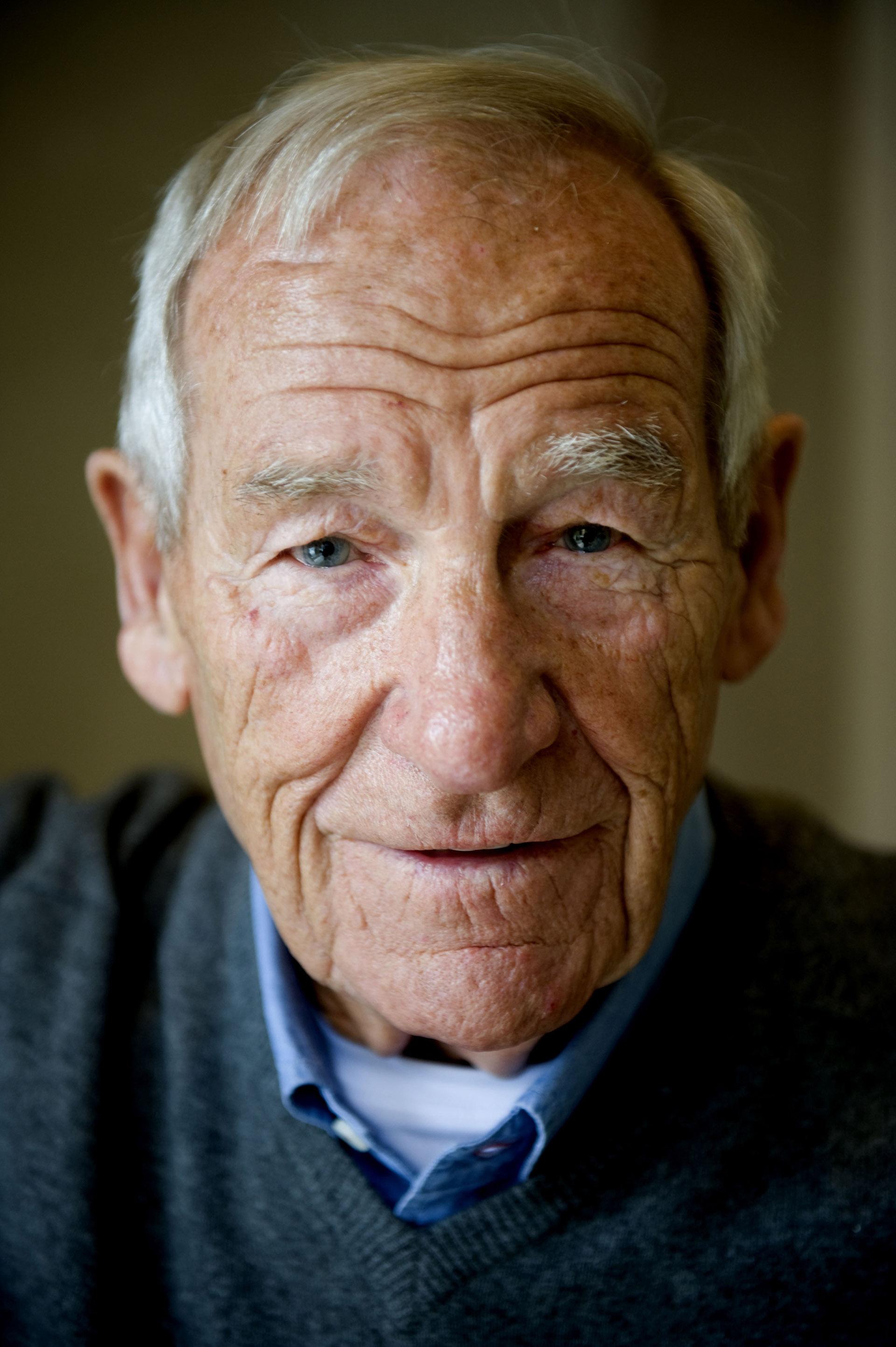 Trautmann murió en 2013 a sus 89 años en una localidad de Valencia, España (Shutterstock)