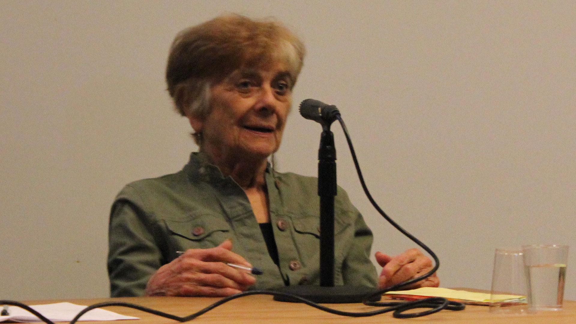 Frances Fox Piven, la intelectual que inspiró los movimientos sociales de los 60 y 70, y vuelve