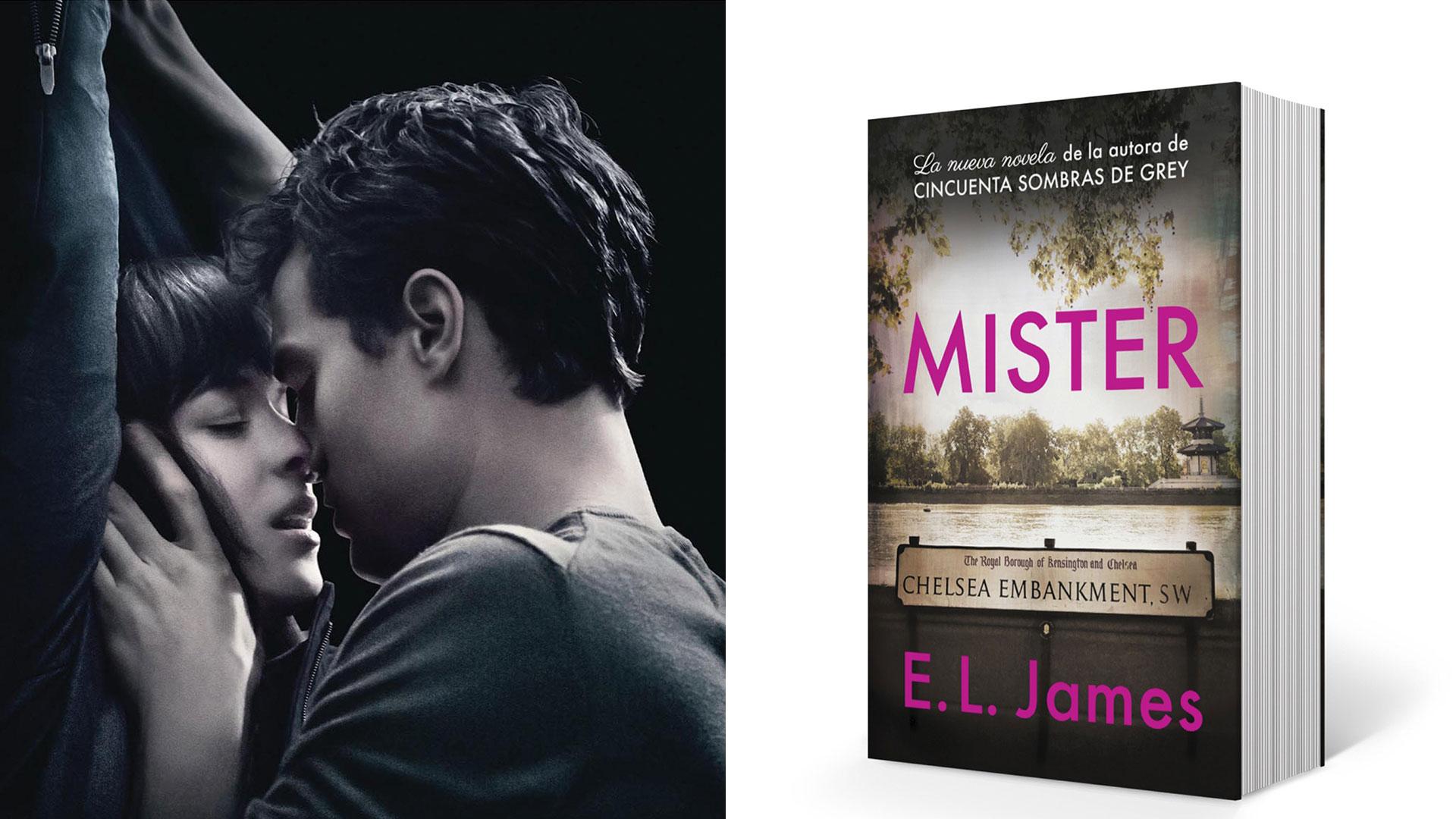E.L. James: el desafío de escribir Mister después del éxito ...