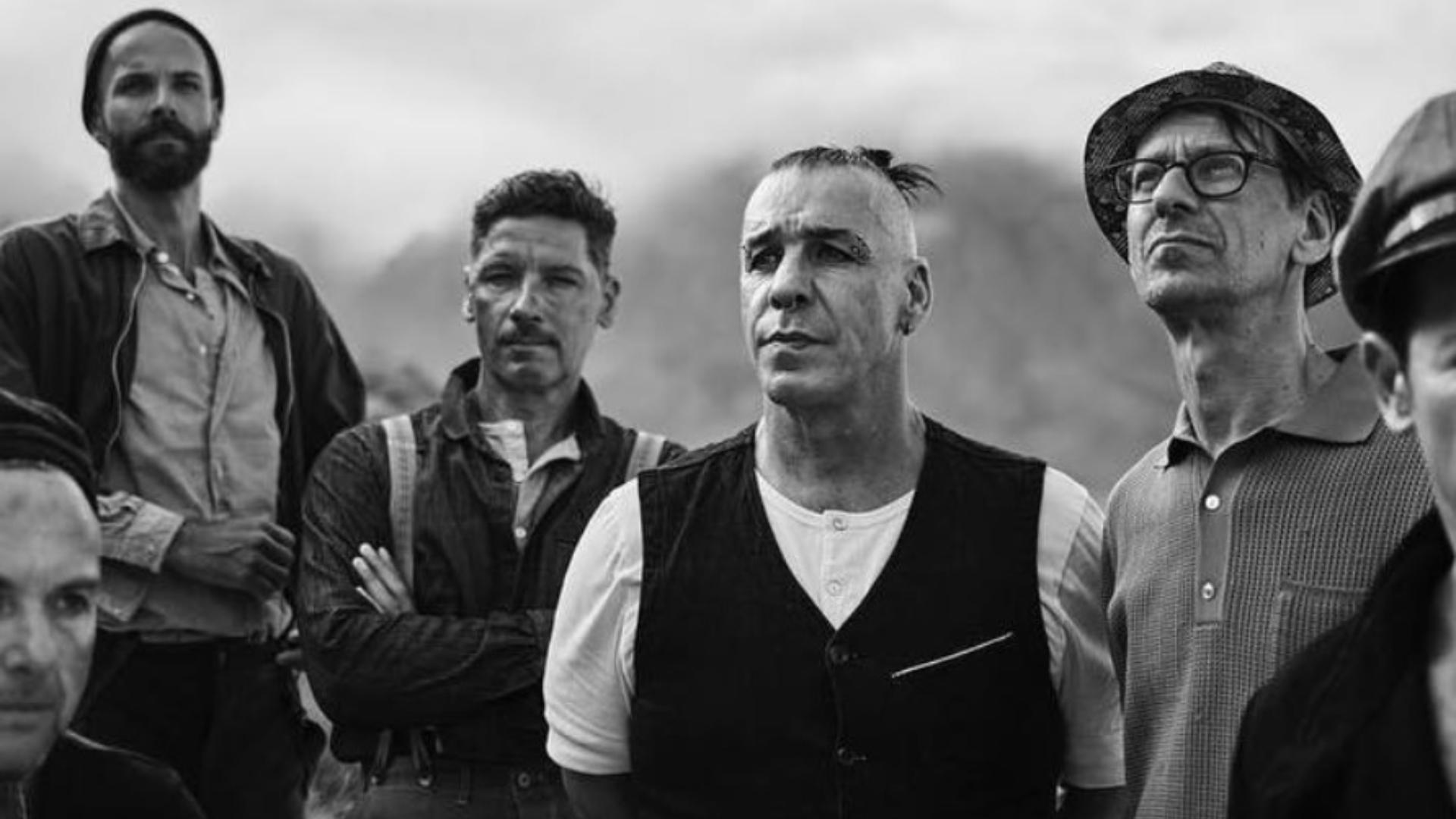 La banda alemana lanzó un nuevo material discográfico minimalista sin título (Foto: Intagram – @rammstein)