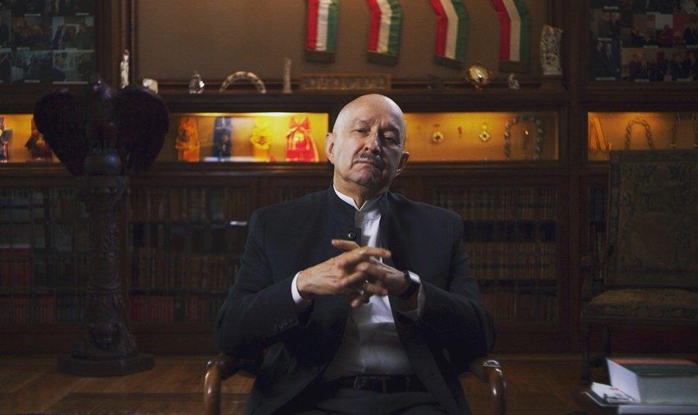 """El ex presidente mexicano Carlos Salinas de Gortari es uno de los protagonistas del más reciente documental de Diego Enrique Osorno. (Instantánea de """"1994"""" vía Netflix)"""