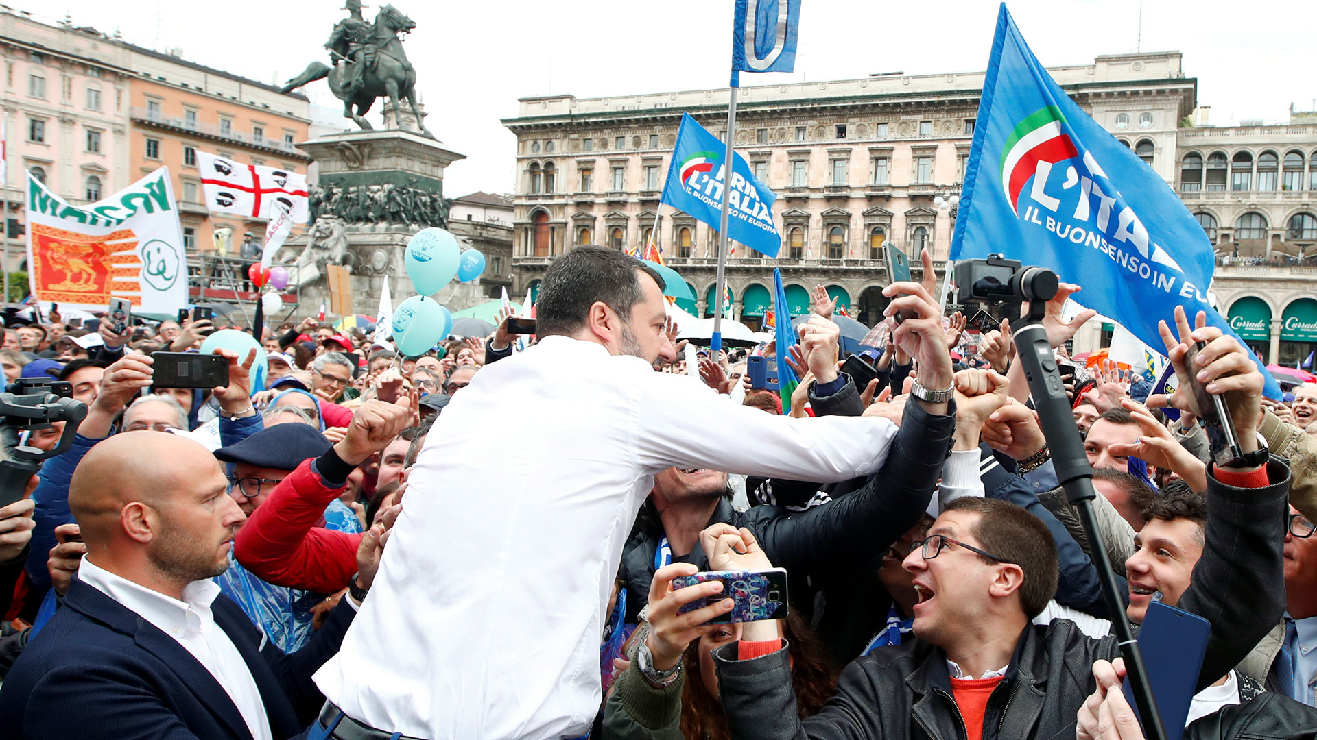 Matteo Salvini (Reuters)