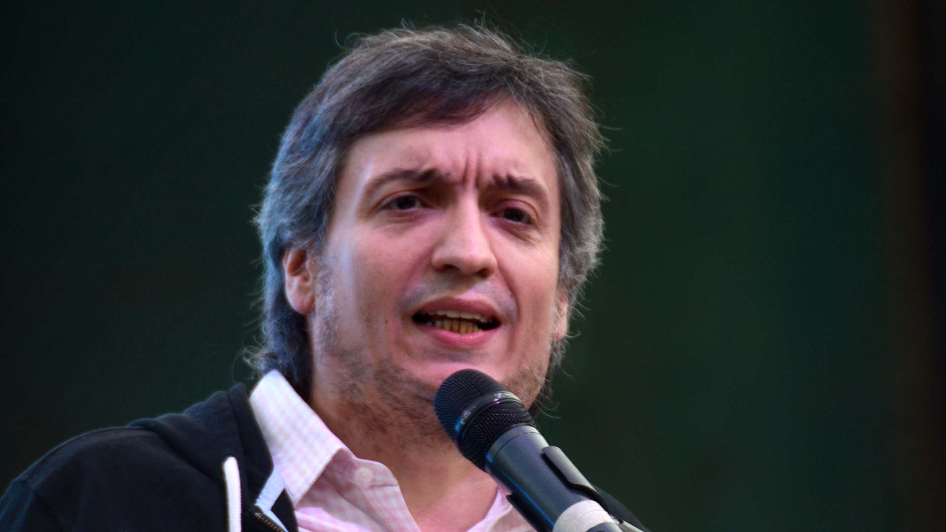 "Máximo Kirchner le pidió a Mauricio Macri que ""tenga piedad"" en sus últimos meses de mandato."