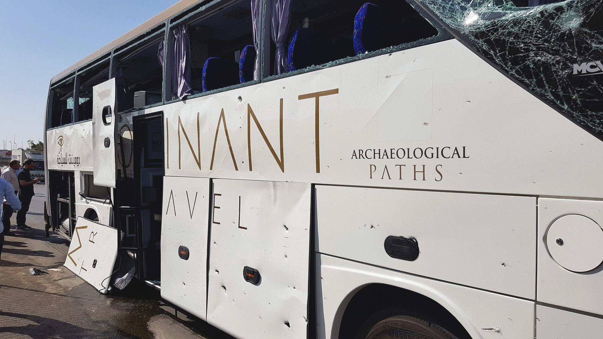El último ataque contra turistas en Egipto había ocurrido en diciembre (Reuters)