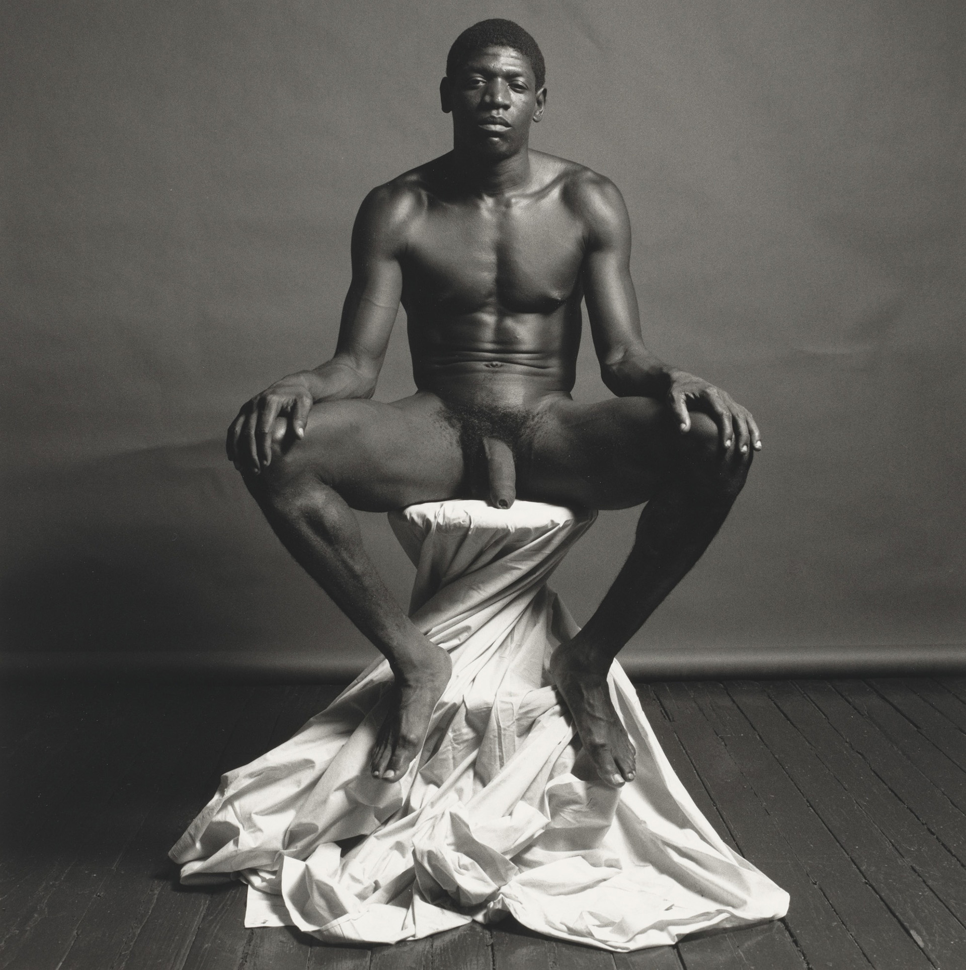 (Robert Mapplethorpe)