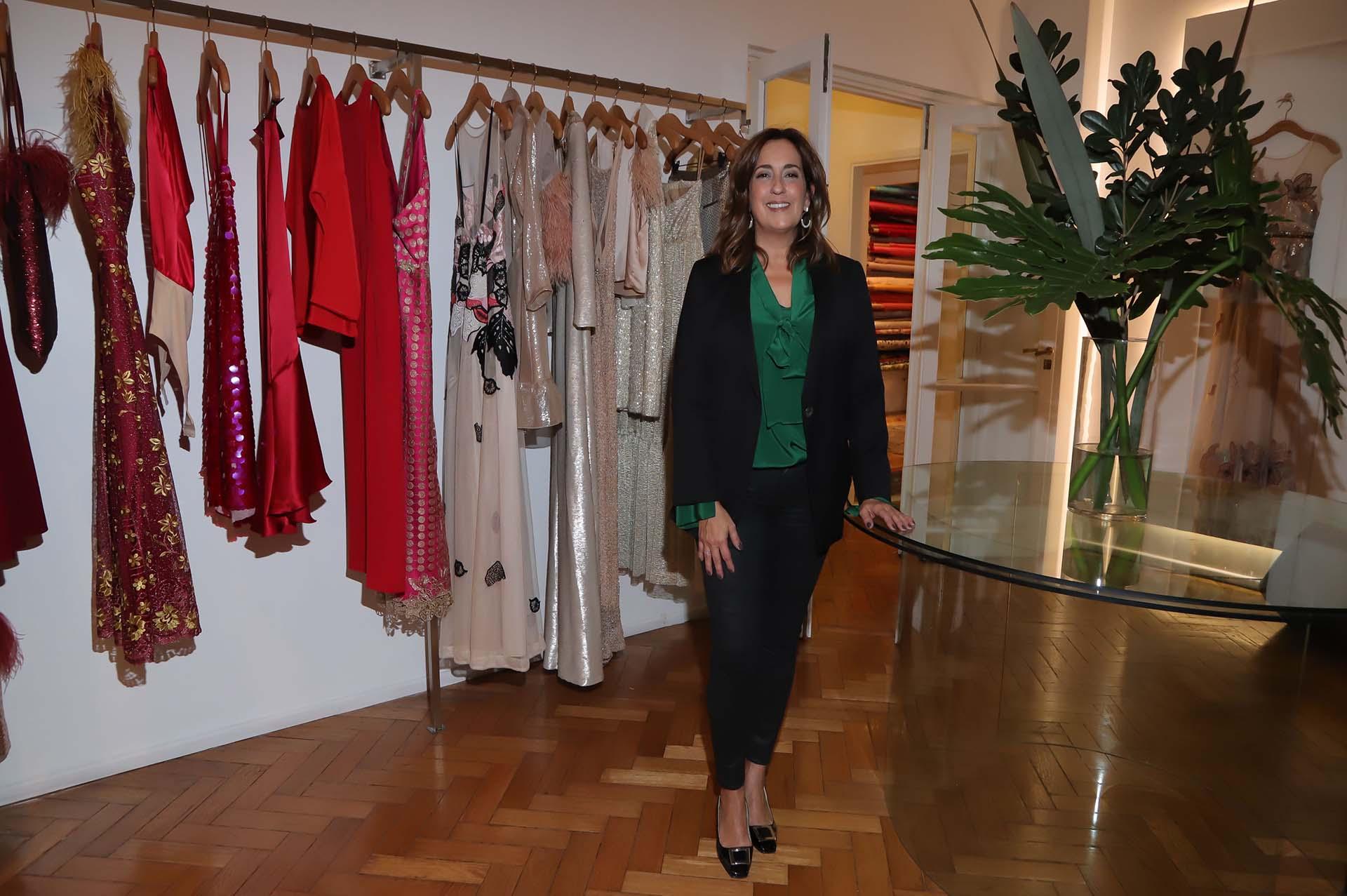 Con más de dos décadas en el mundo de la moda, la diseñadora Pía Carregal inauguró su nuevo atelier en Recoleta. El nuevo espacio es ideal para el diseño de vestidos realizados a medida