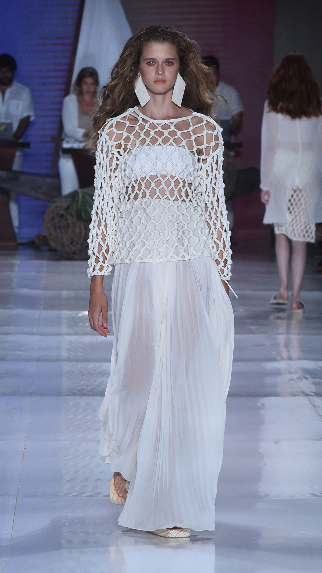 Total White, un must del próximo verano (Jangadeiro Textil).