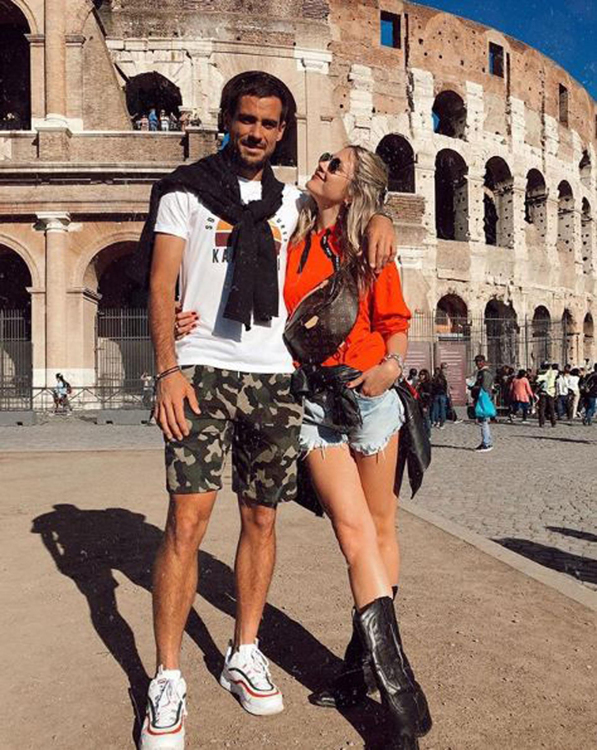 """Stephanie Demner se casa con el tenista Guido Pella: """"Espero nunca despertarme de este sueño hermoso"""" (Fotos: Instagram)"""