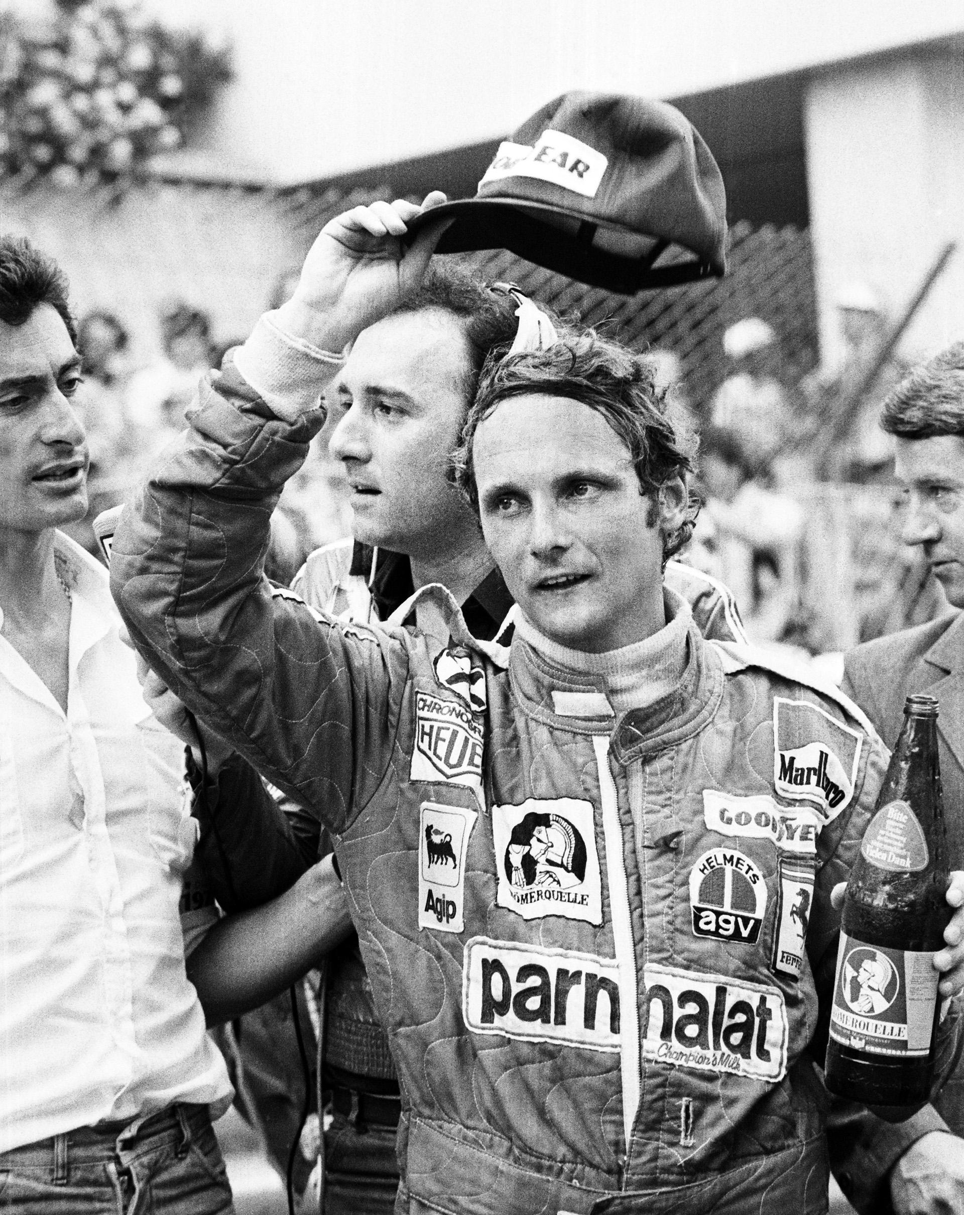 Lauda fue un enorme piloto en una época en que sobresalir no era tan sencillo. Tenía un talento poco vistoso. Lo suyo no eran las grandes maniobras, ni los sobrepasos alocados. Era un ingeniero puesto tras un volante