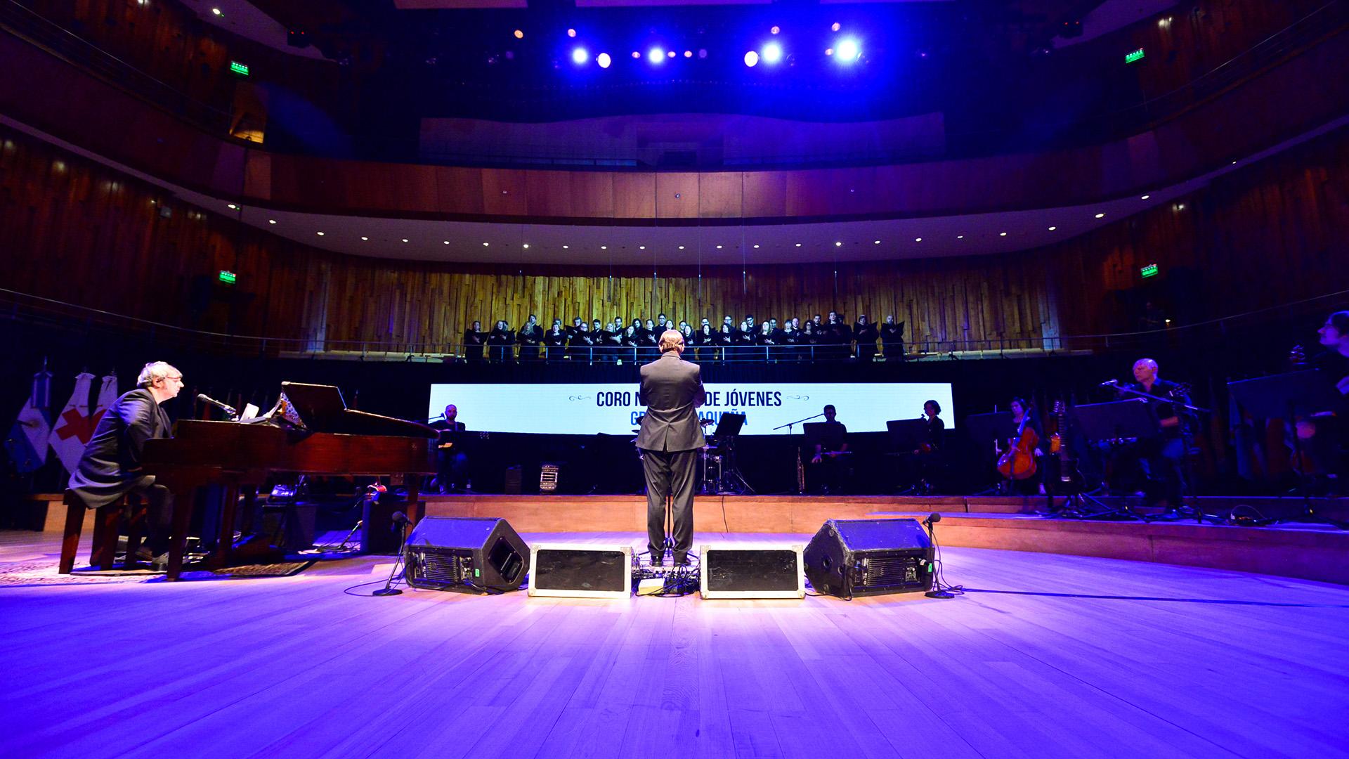 El Coro Nacional de Jóvenes