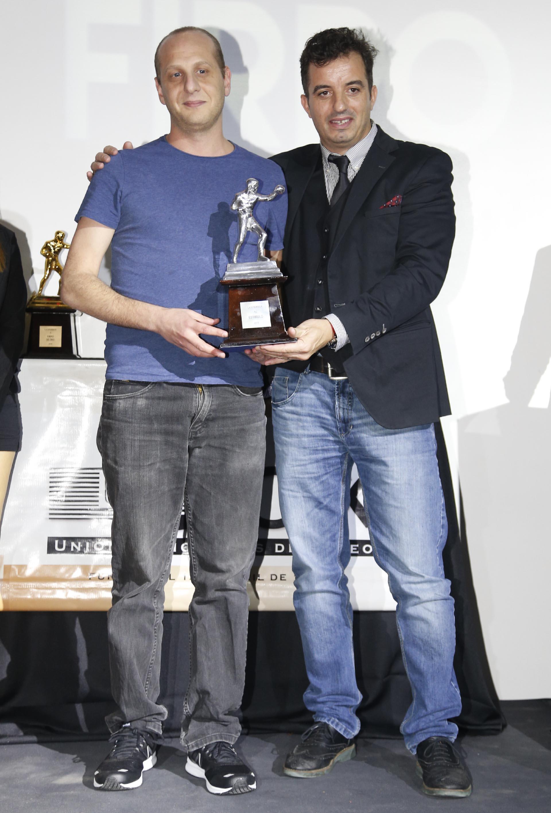 Premio Estímulo para Facundo Neira, árbitro