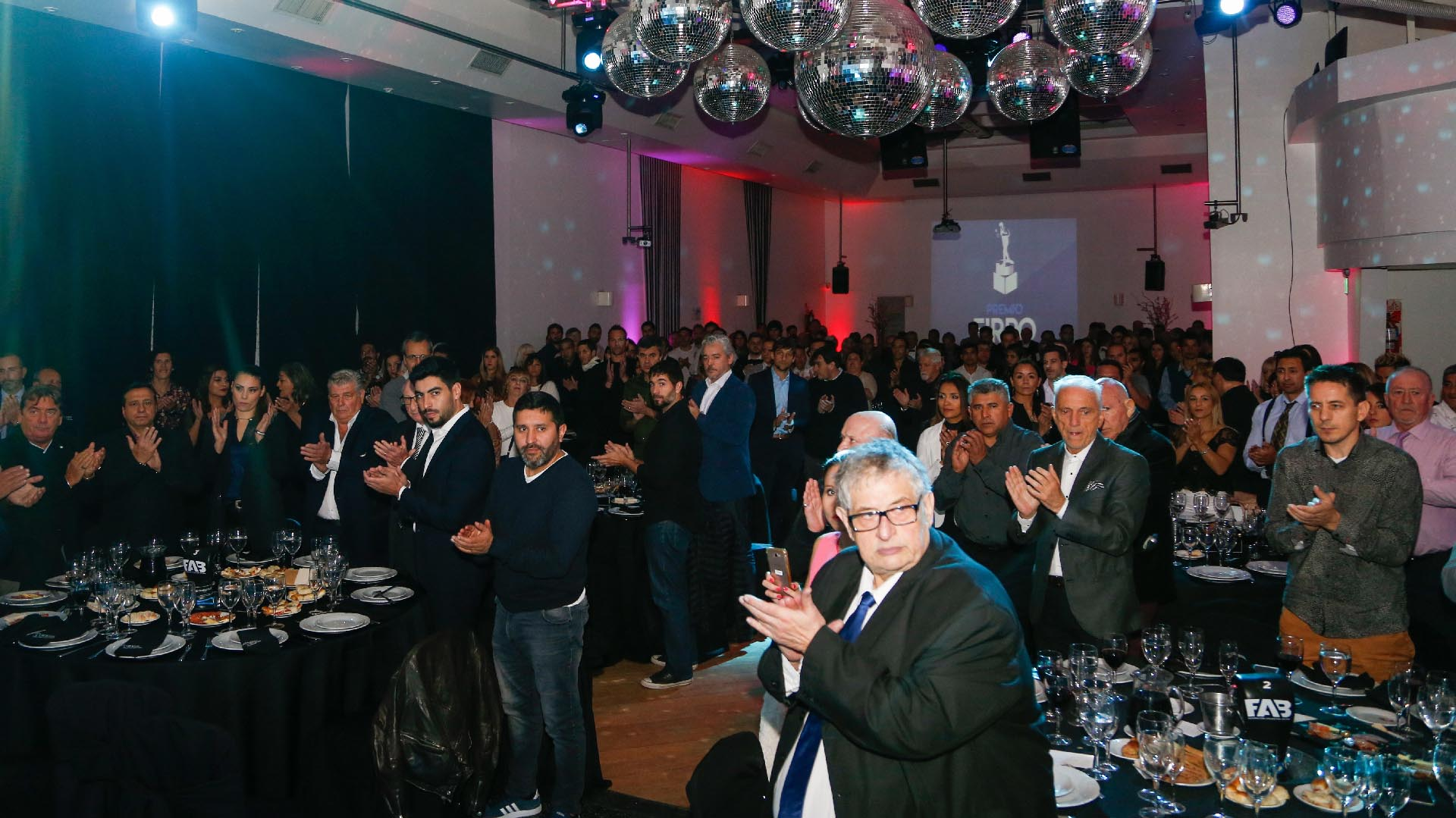 Los premios Firpo son entregados por la Unión de Periodistas de Boxeo (Uperbox)